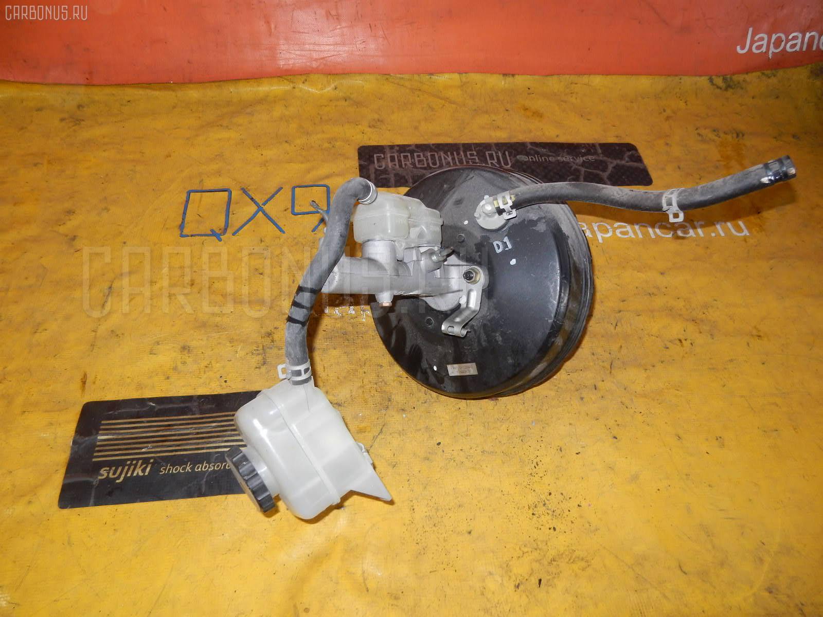Главный тормозной цилиндр TOYOTA WISH ZNE10G 1ZZ-FE Фото 3