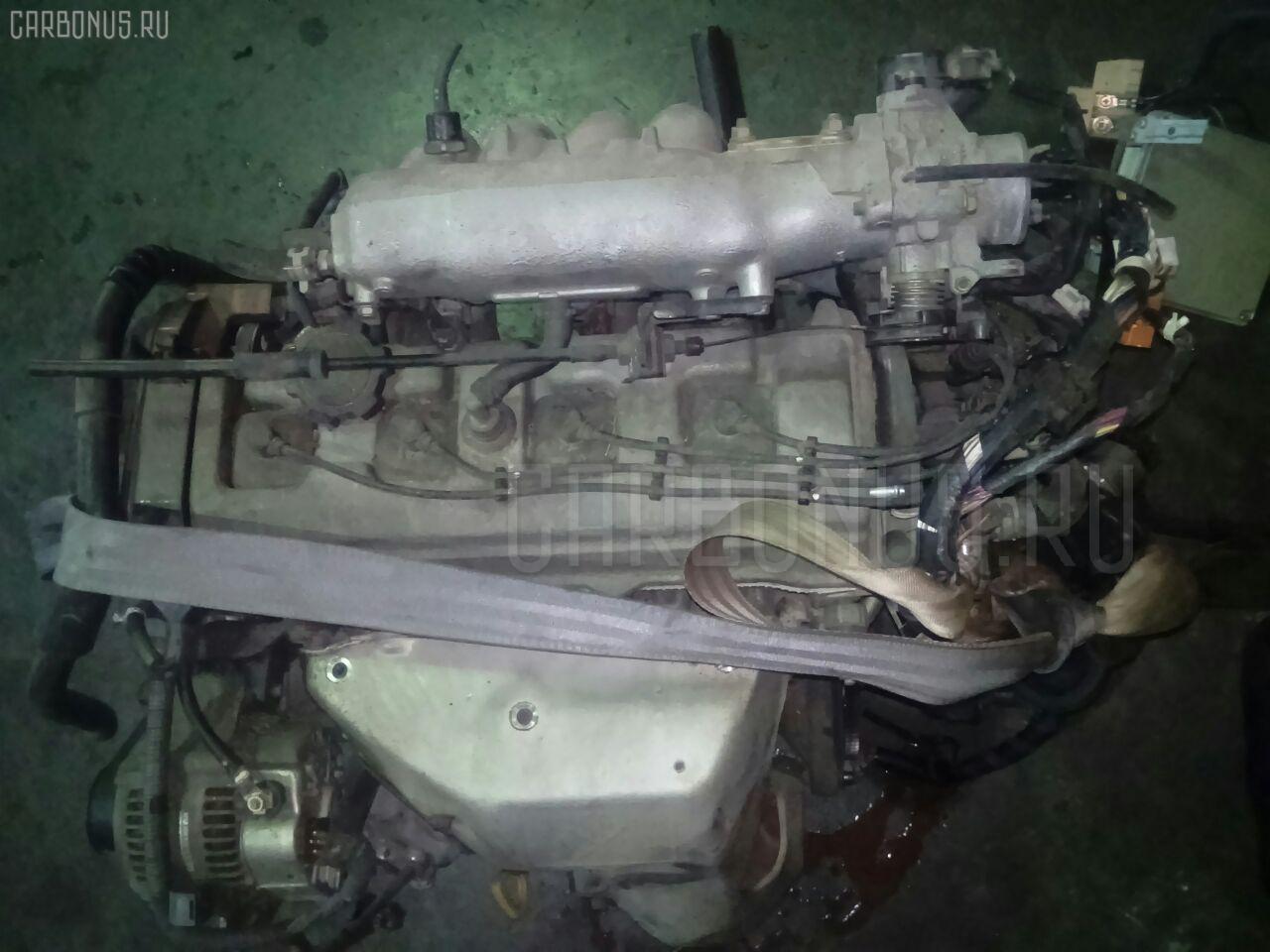 Двигатель TOYOTA CAMRY SV40 4S-FE. Фото 11