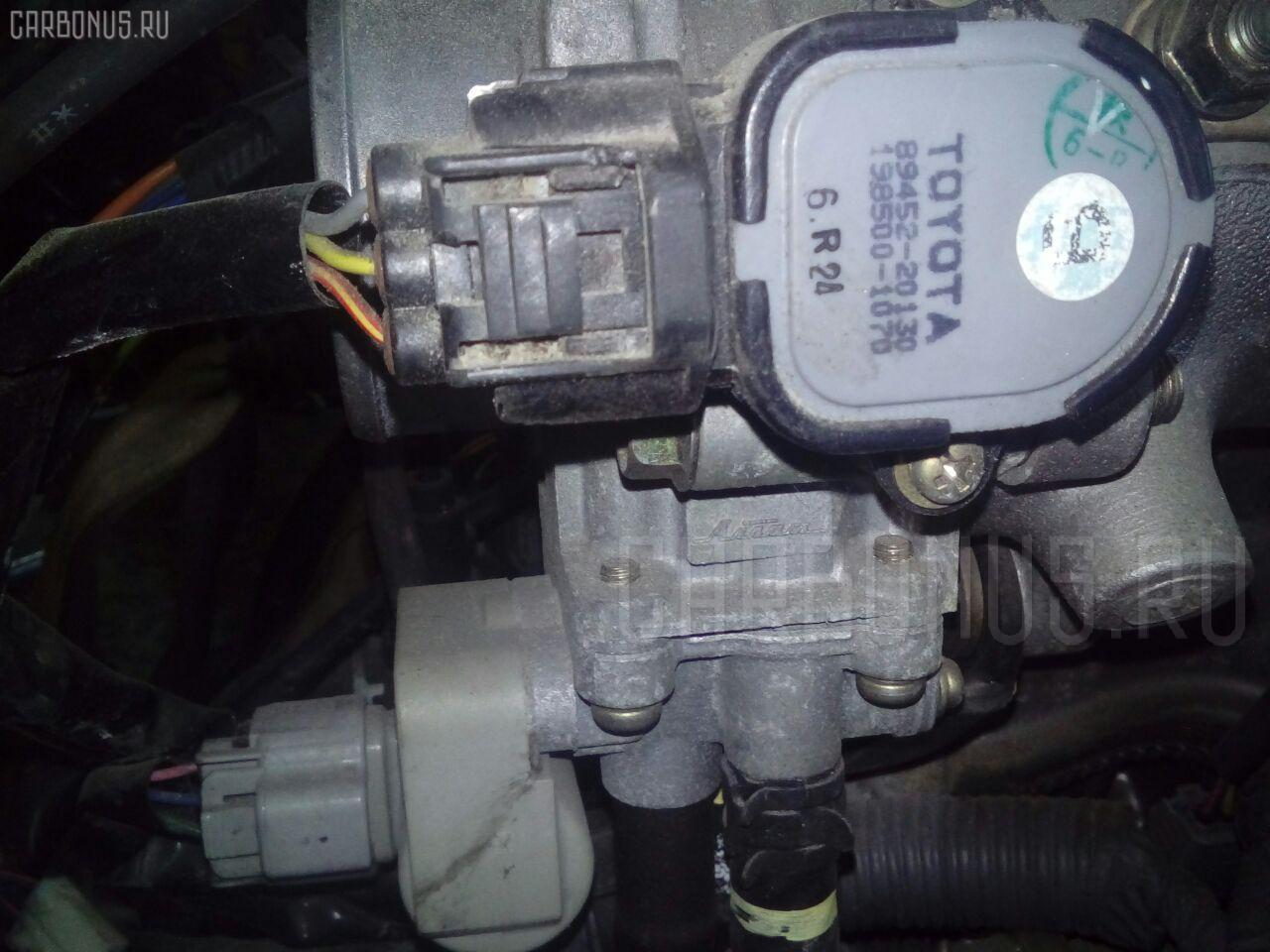 Двигатель TOYOTA CAMRY SV40 4S-FE. Фото 5
