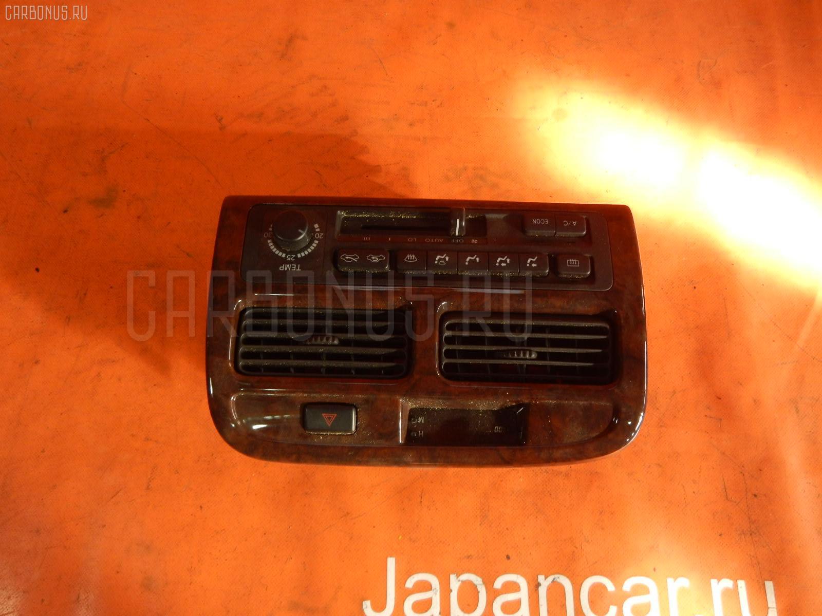 Блок управления климатконтроля TOYOTA CAMRY SV40 4S-FE. Фото 9