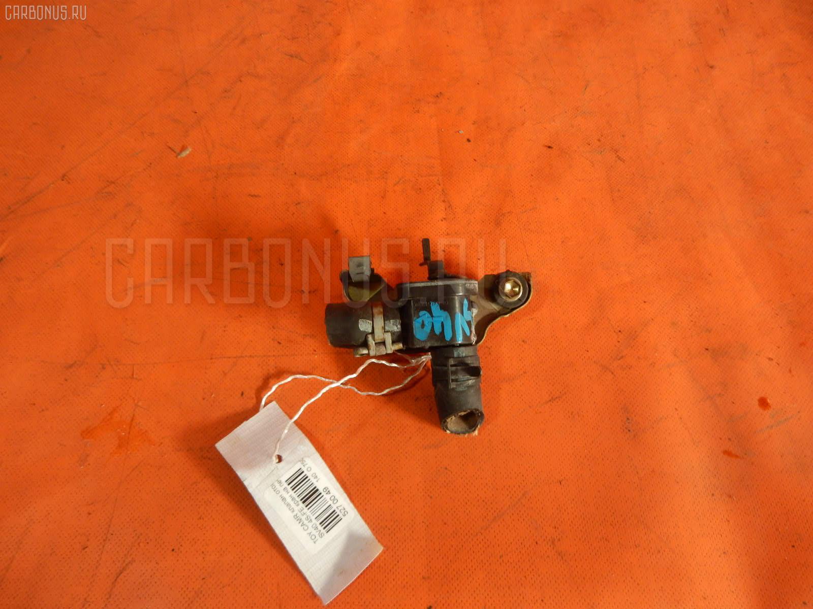 Клапан отопителя TOYOTA CAMRY SV40 4S-FE Фото 1