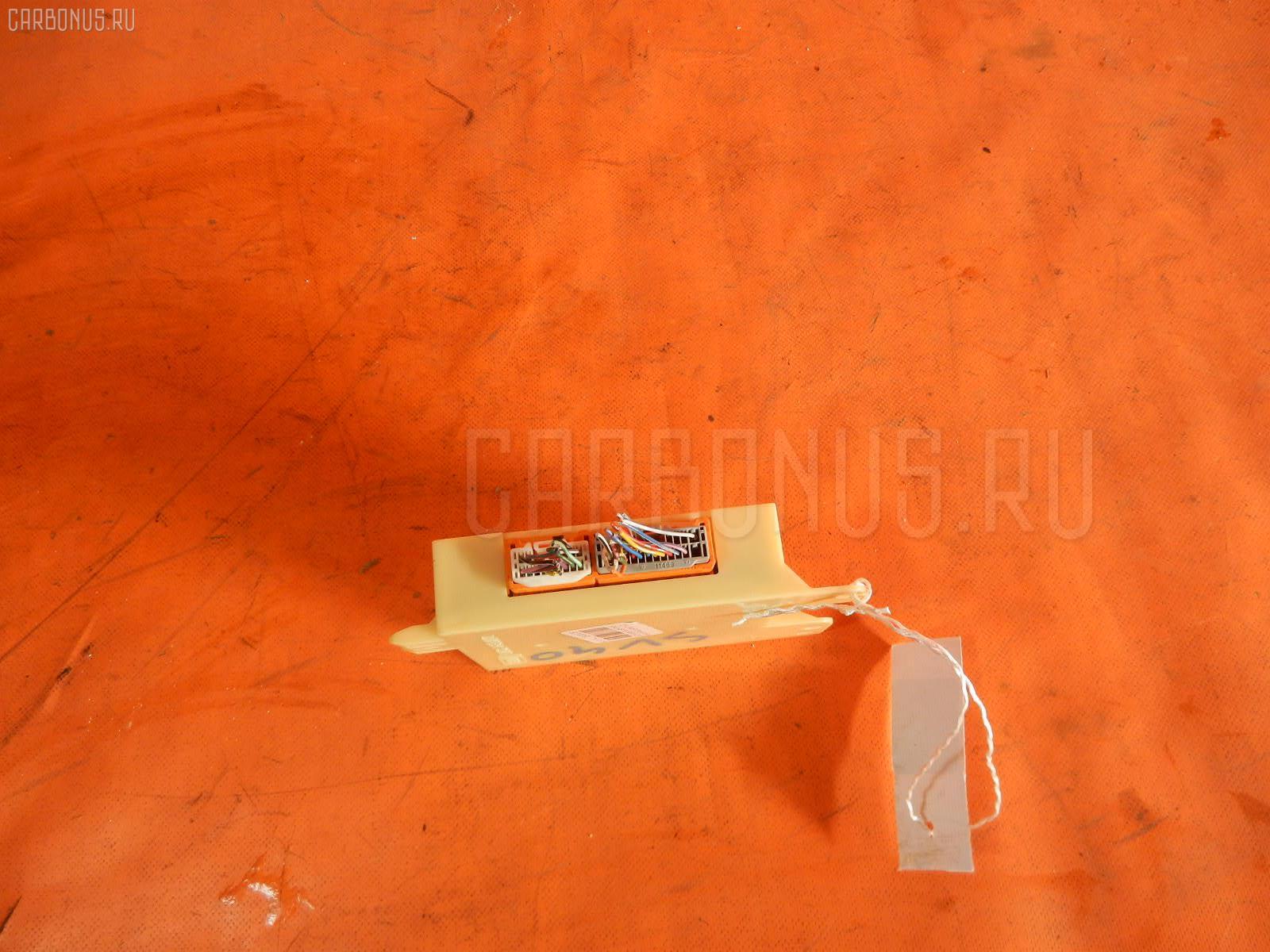 Блок упр-я TOYOTA CAMRY SV40 4S-FE Фото 1