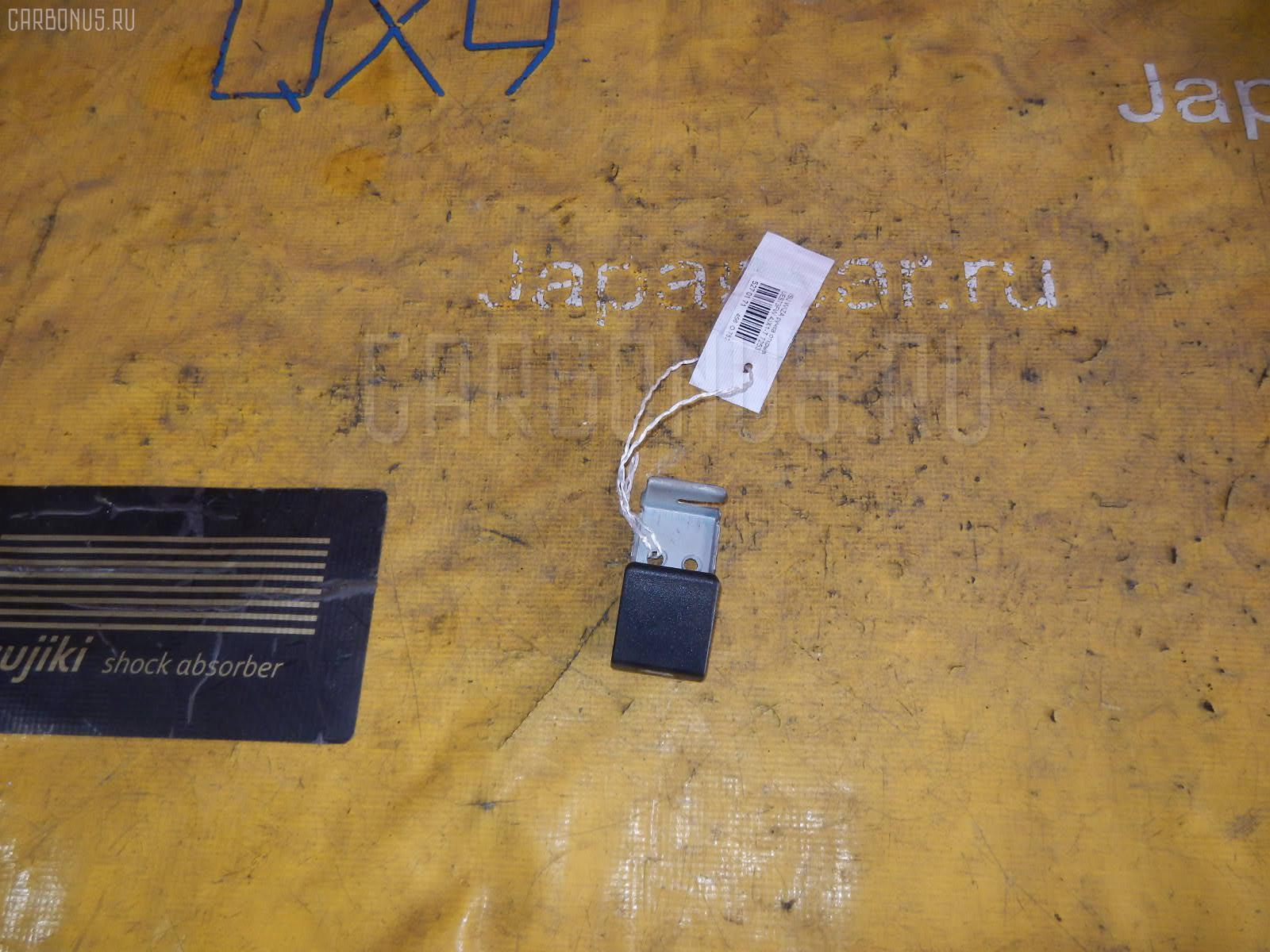 Ручка открывания капота ISUZU WIZARD UES73FW 4JX1-T Фото 1