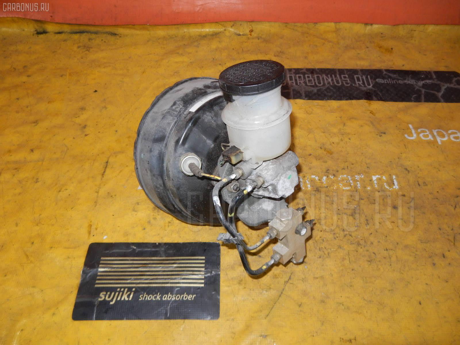 Главный тормозной цилиндр ISUZU WIZARD UES73FW 4JX1-T Фото 3