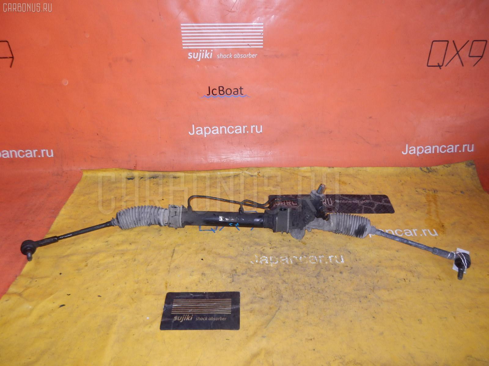 Рулевая рейка ISUZU WIZARD UES73FW 4JX1-T. Фото 1