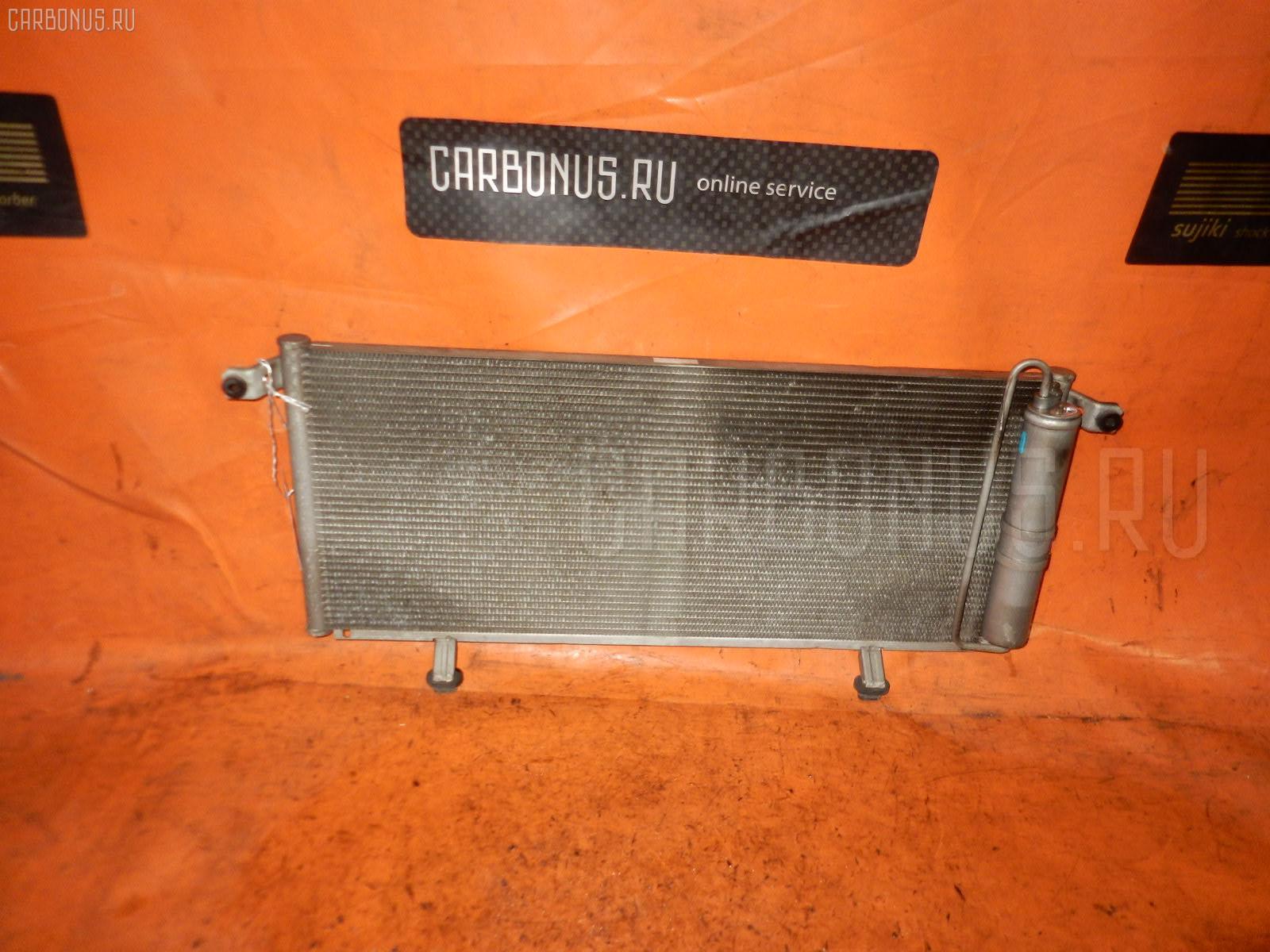 Радиатор кондиционера MITSUBISHI PAJERO IO H76W 4G93. Фото 6