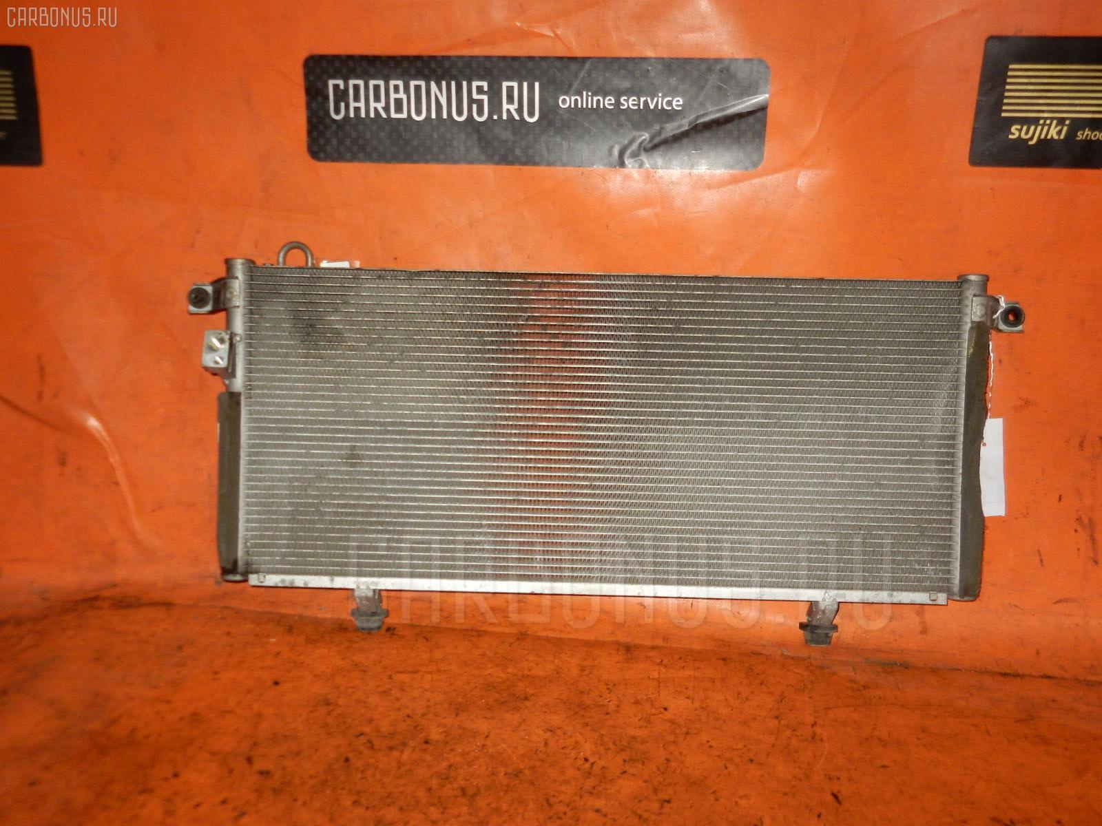 Радиатор кондиционера MITSUBISHI PAJERO IO H76W 4G93. Фото 5