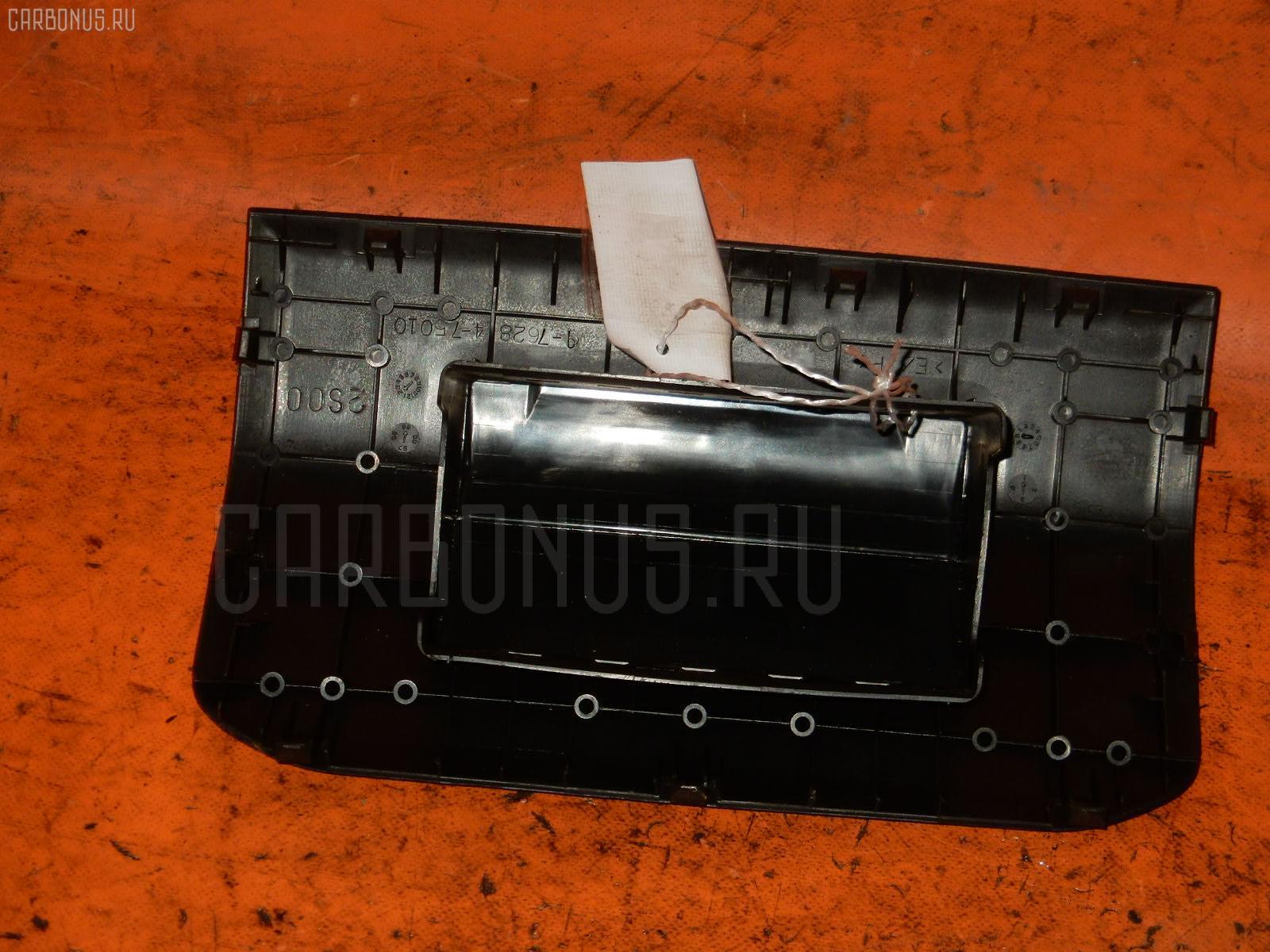 Крышка air bag Mitsubishi Pajero io H76W 4G93 Фото 1
