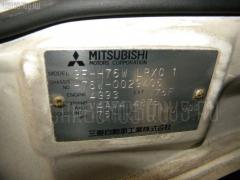 Подушка КПП MITSUBISHI PAJERO IO H76W 4G93 Фото 3