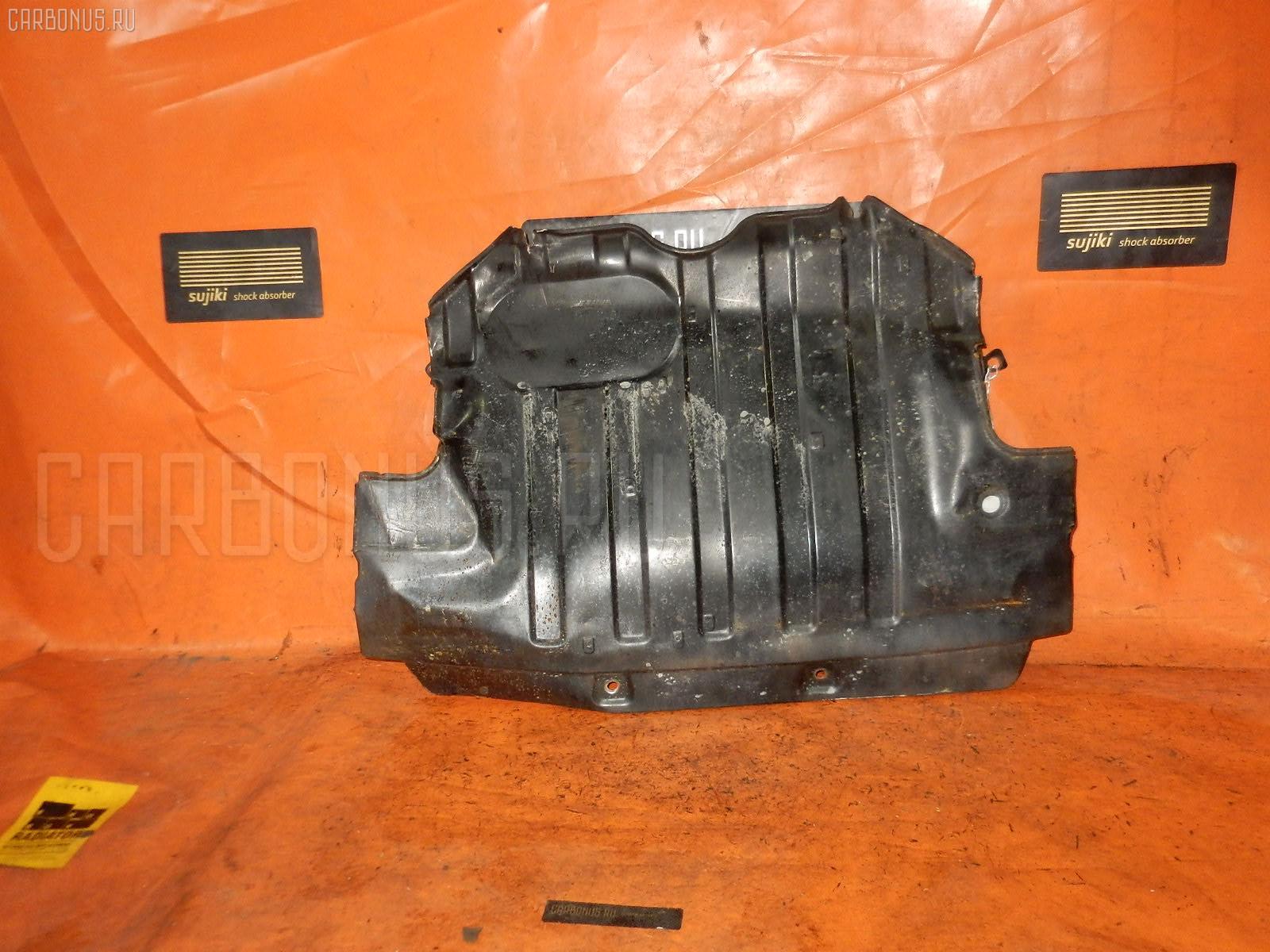 Защита двигателя MITSUBISHI PAJERO IO H76W 4G93 Фото 1