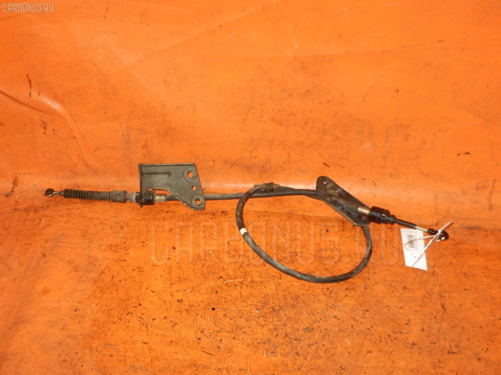 Тросик на коробку передач MITSUBISHI PAJERO IO H76W 4G93 Фото 1