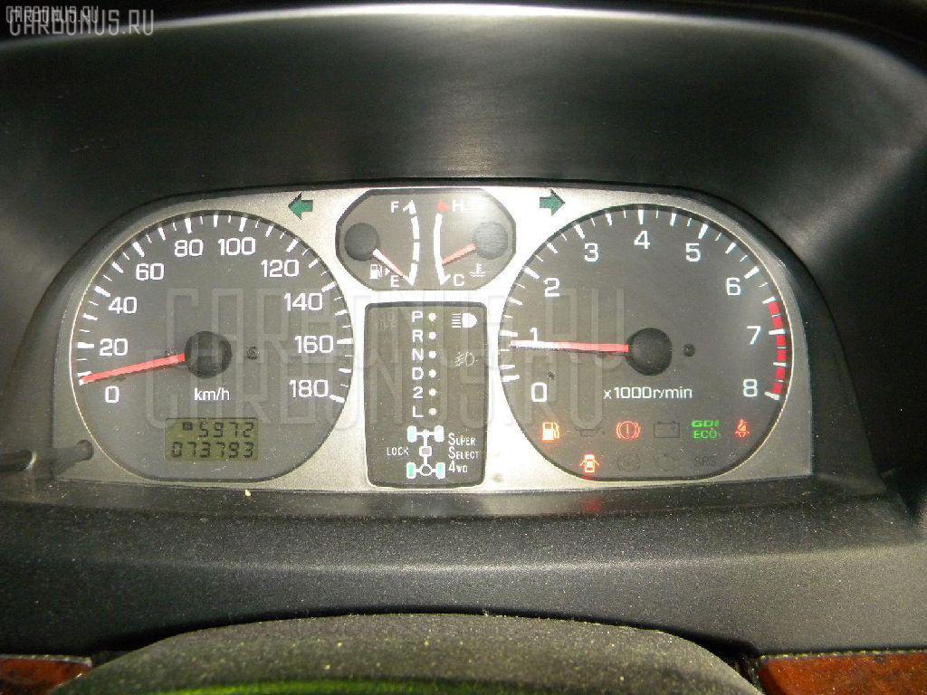 Тросик на коробку передач MITSUBISHI PAJERO IO H76W 4G93 Фото 7
