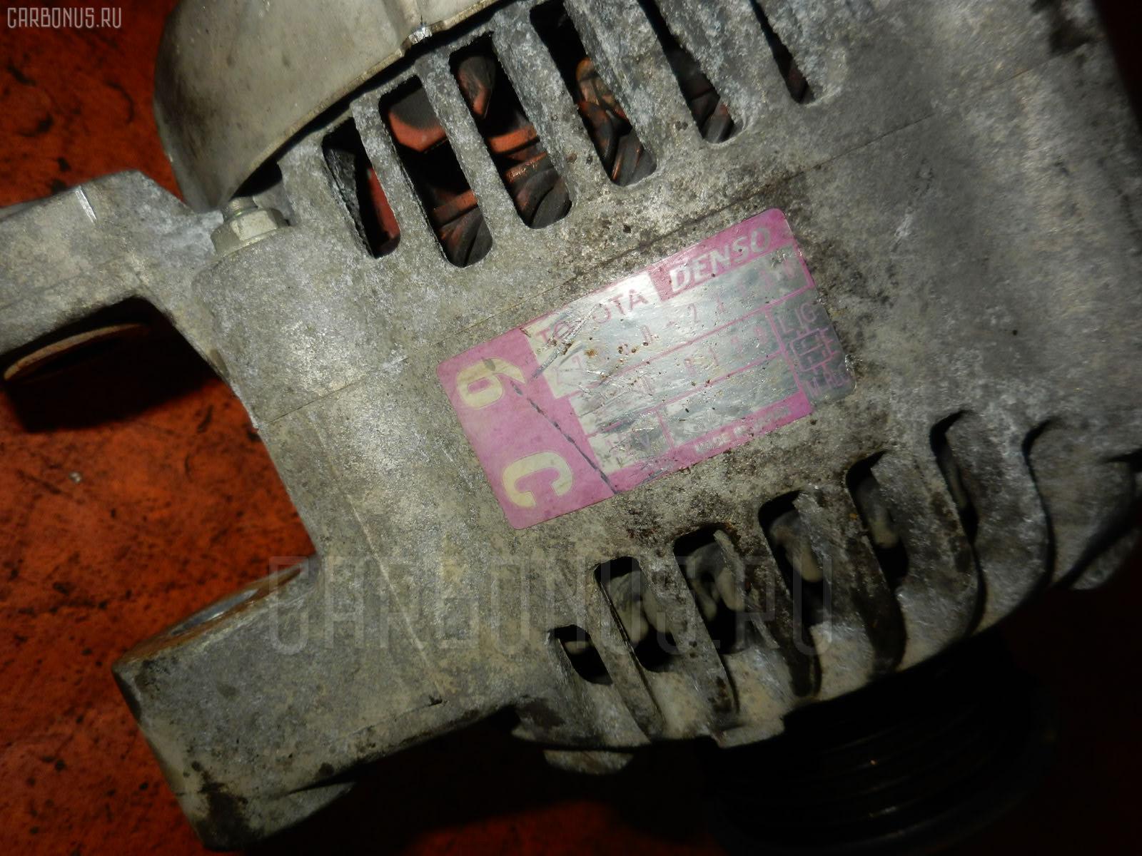 Генератор TOYOTA RACTIS SCP100 2SZ-FE Фото 4