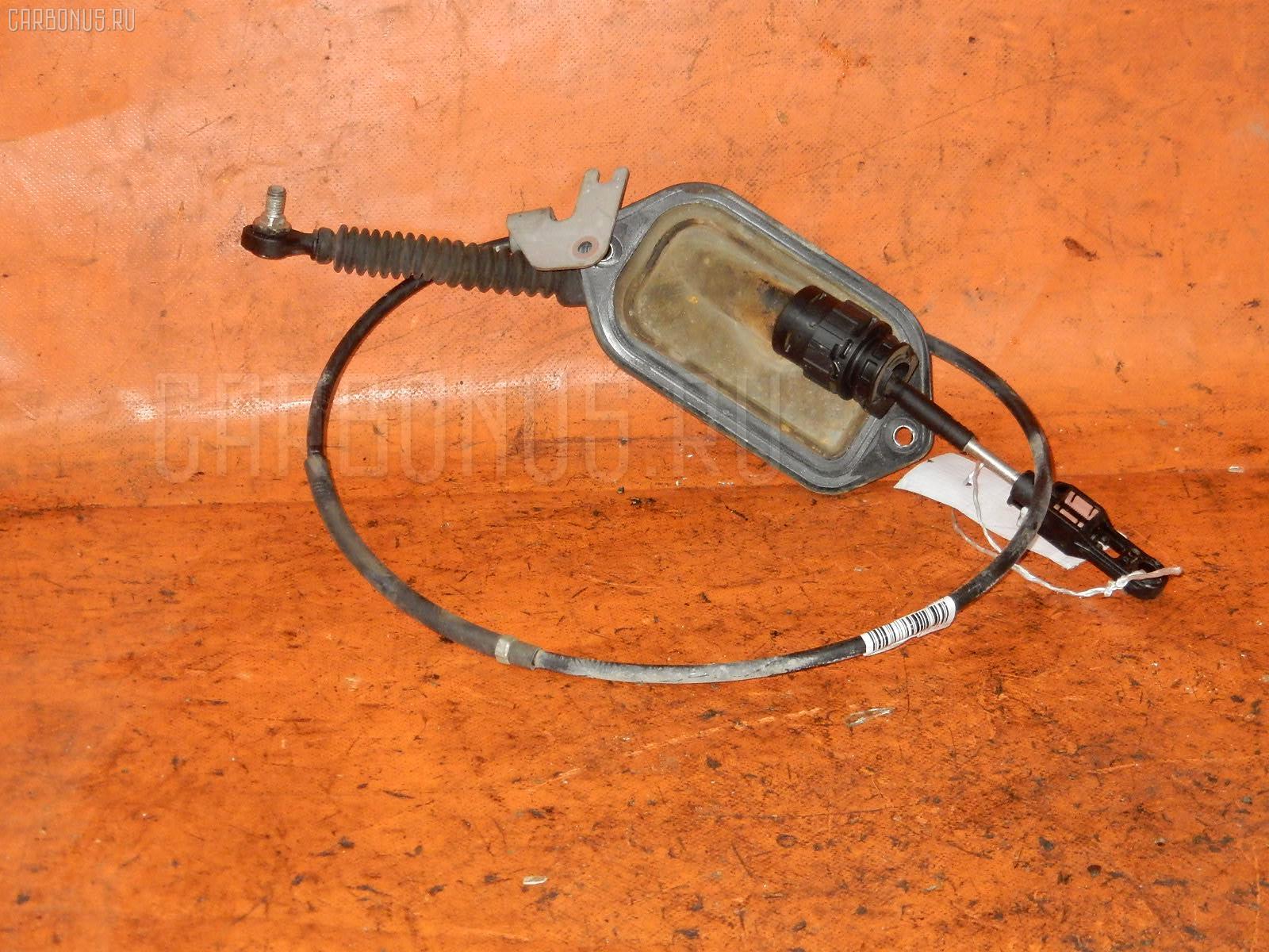 Тросик на коробку передач TOYOTA RACTIS SCP100 2SZ-FE Фото 1