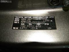 Блок предохранителей TOYOTA RACTIS SCP100 2SZ-FE Фото 3