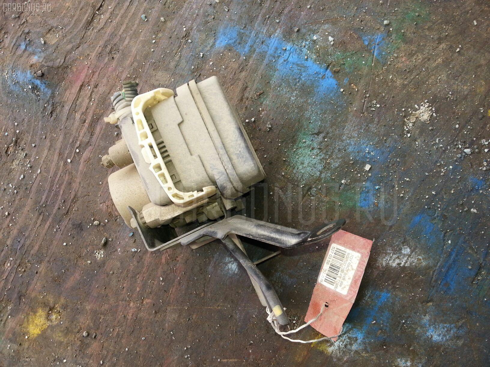 Блок ABS TOYOTA RACTIS SCP100 2SZ-FE Фото 1