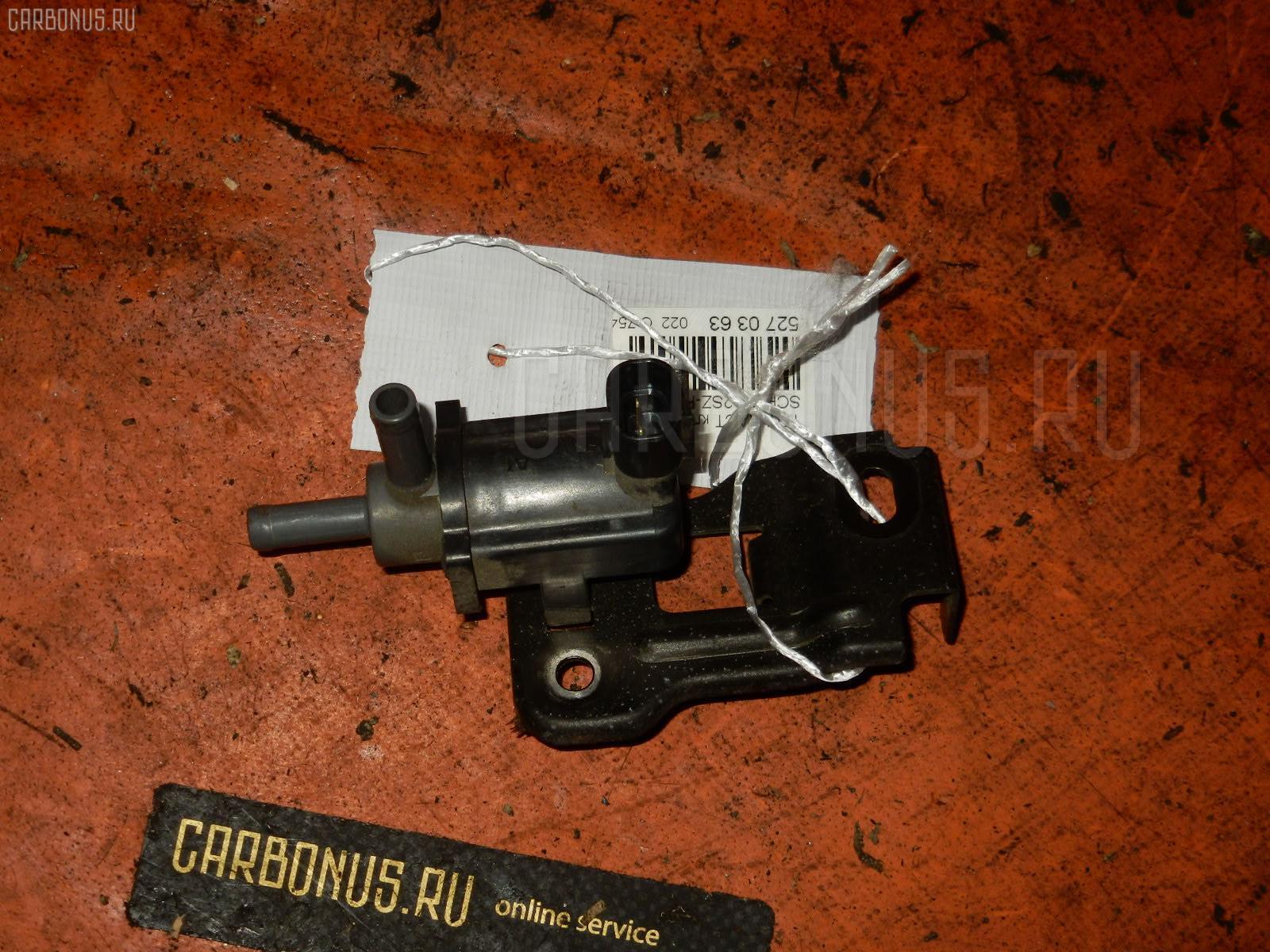 Клапан-вакуумник TOYOTA RACTIS SCP100 2SZ-FE Фото 1