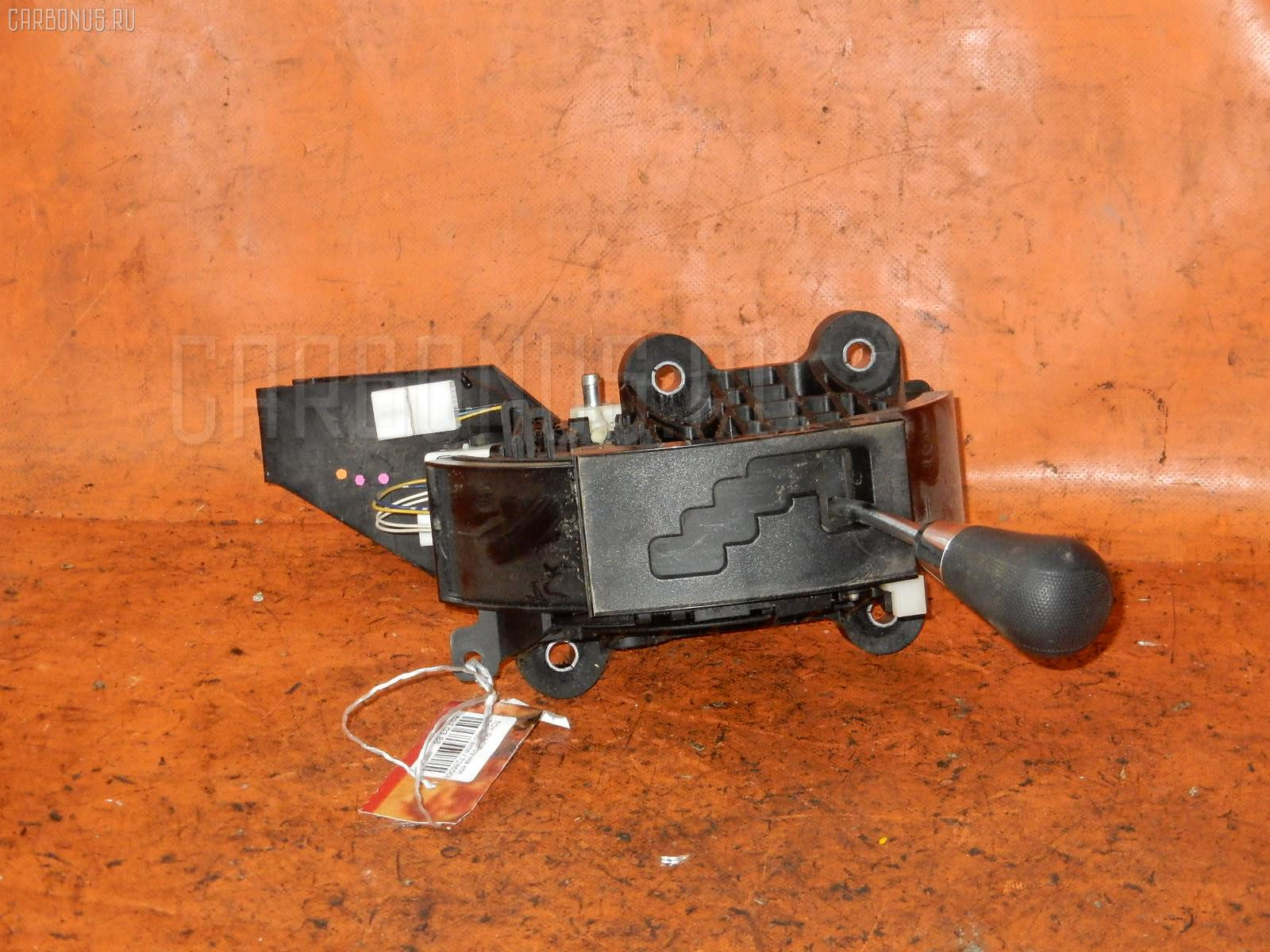 Ручка КПП TOYOTA RACTIS SCP100 Фото 2