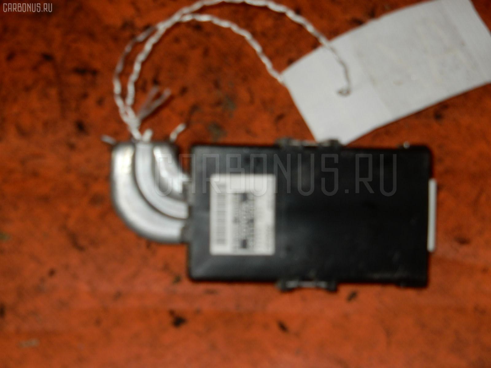 Блок упр-я TOYOTA RACTIS SCP100 2SZ-FE Фото 2