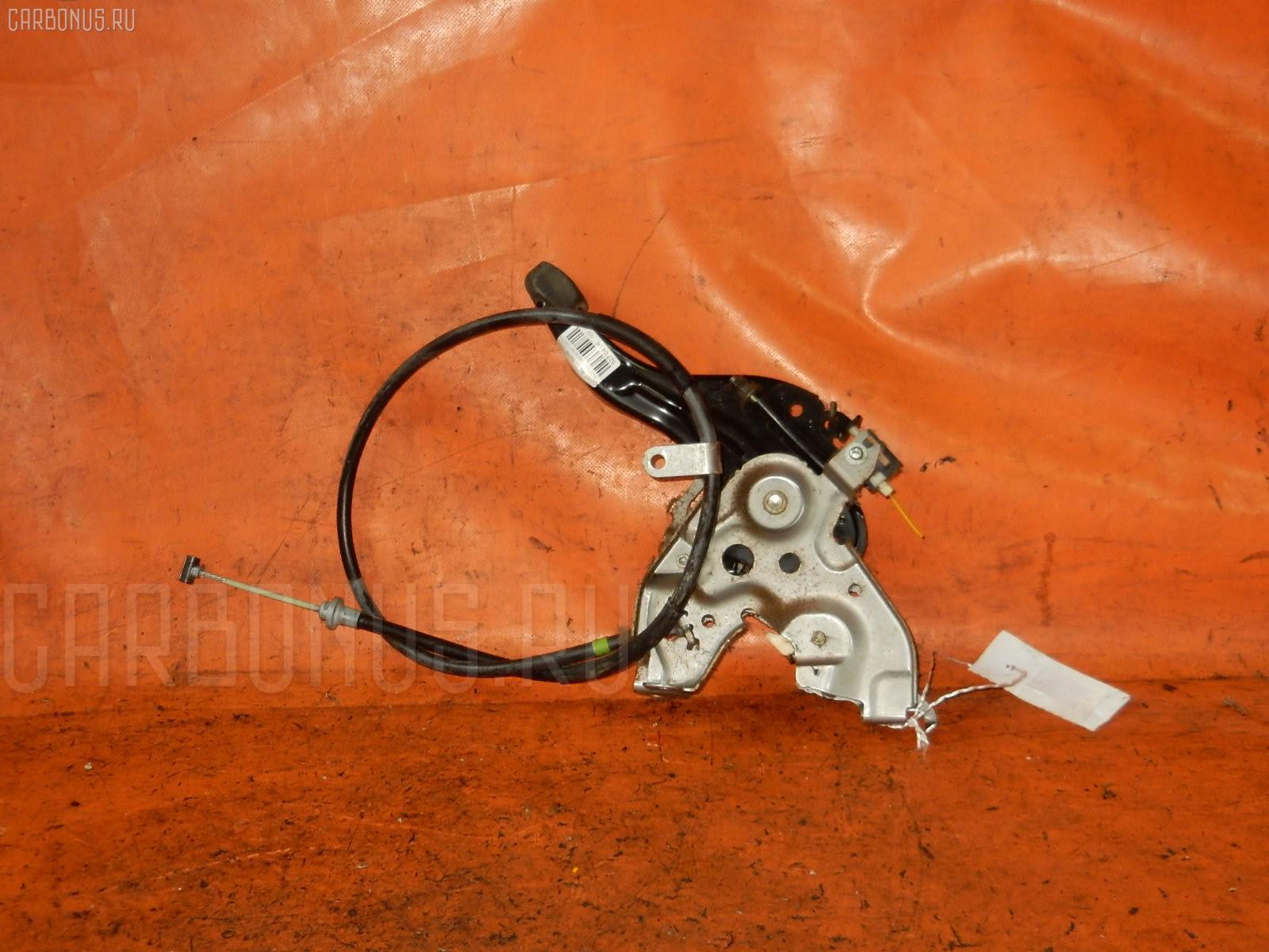 Рычаг стояночного тормоза TOYOTA RACTIS SCP100 Фото 1