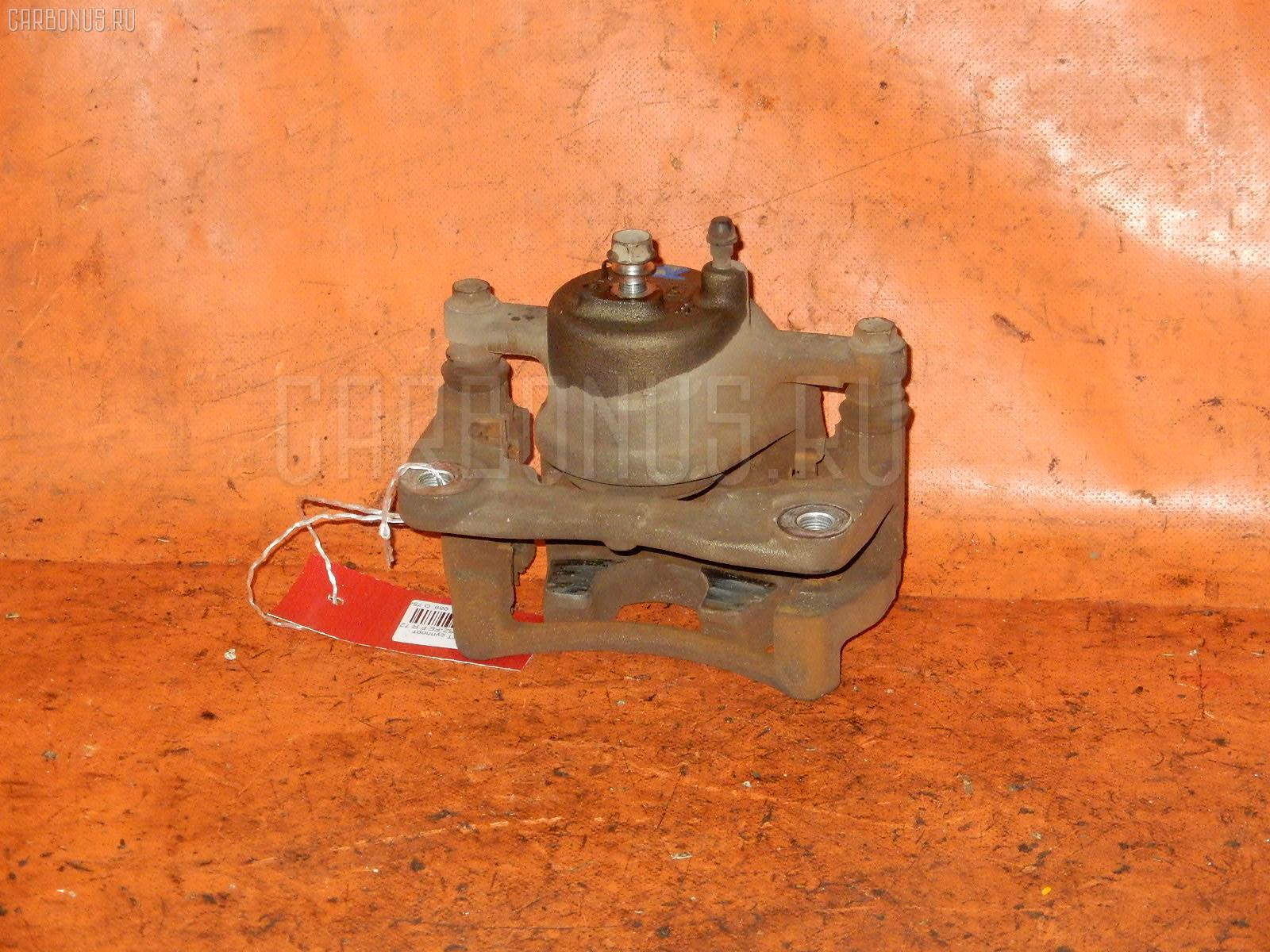 Суппорт TOYOTA RACTIS SCP100 2SZ-FE Фото 2