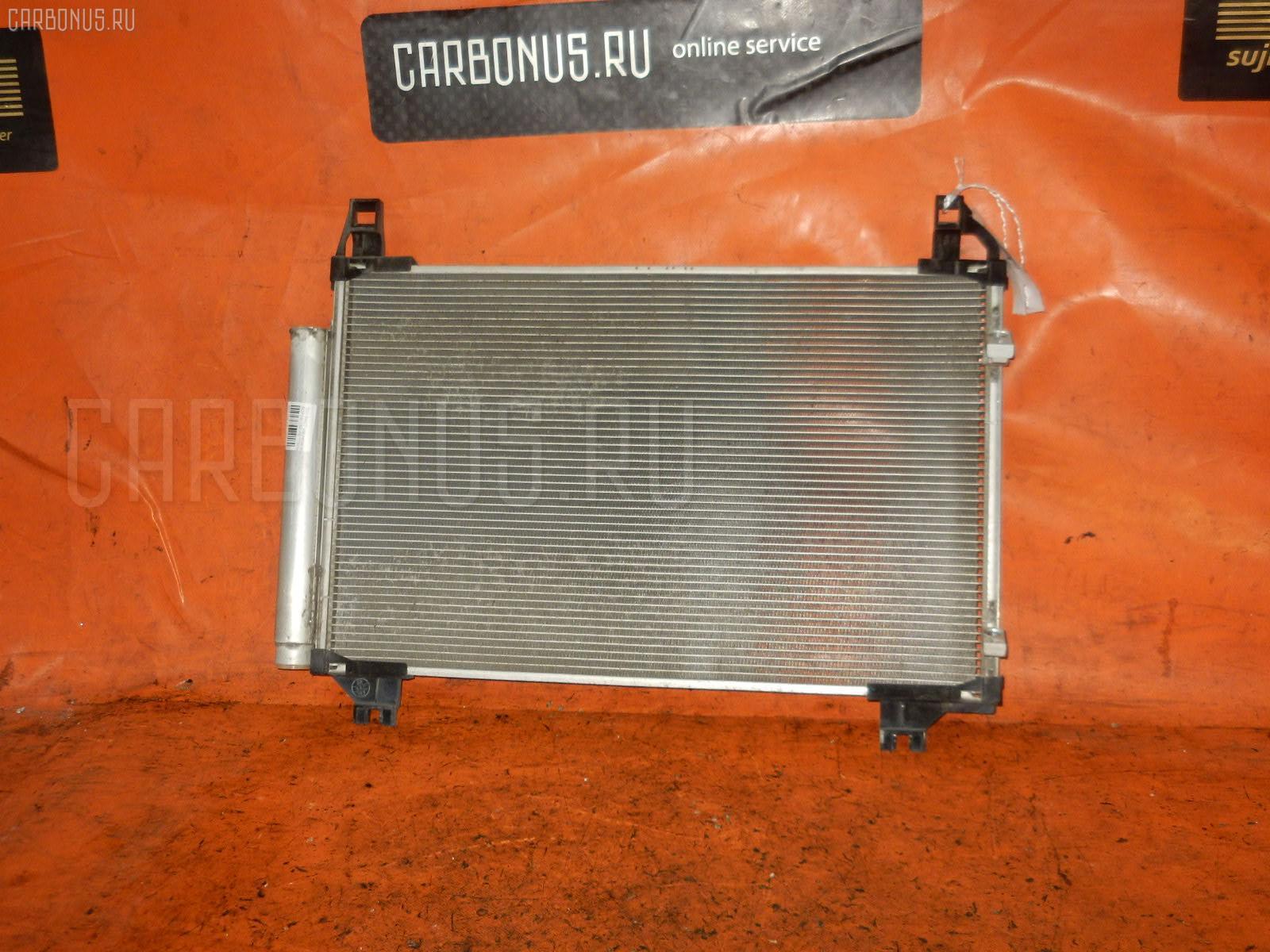 Радиатор кондиционера TOYOTA VITZ SCP90 2SZ-FE. Фото 3