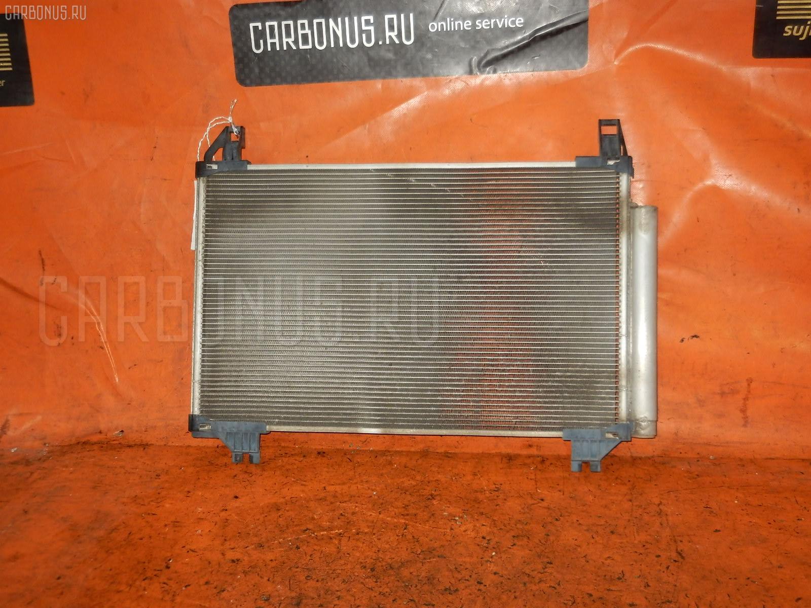 Радиатор кондиционера TOYOTA VITZ SCP90 2SZ-FE. Фото 2
