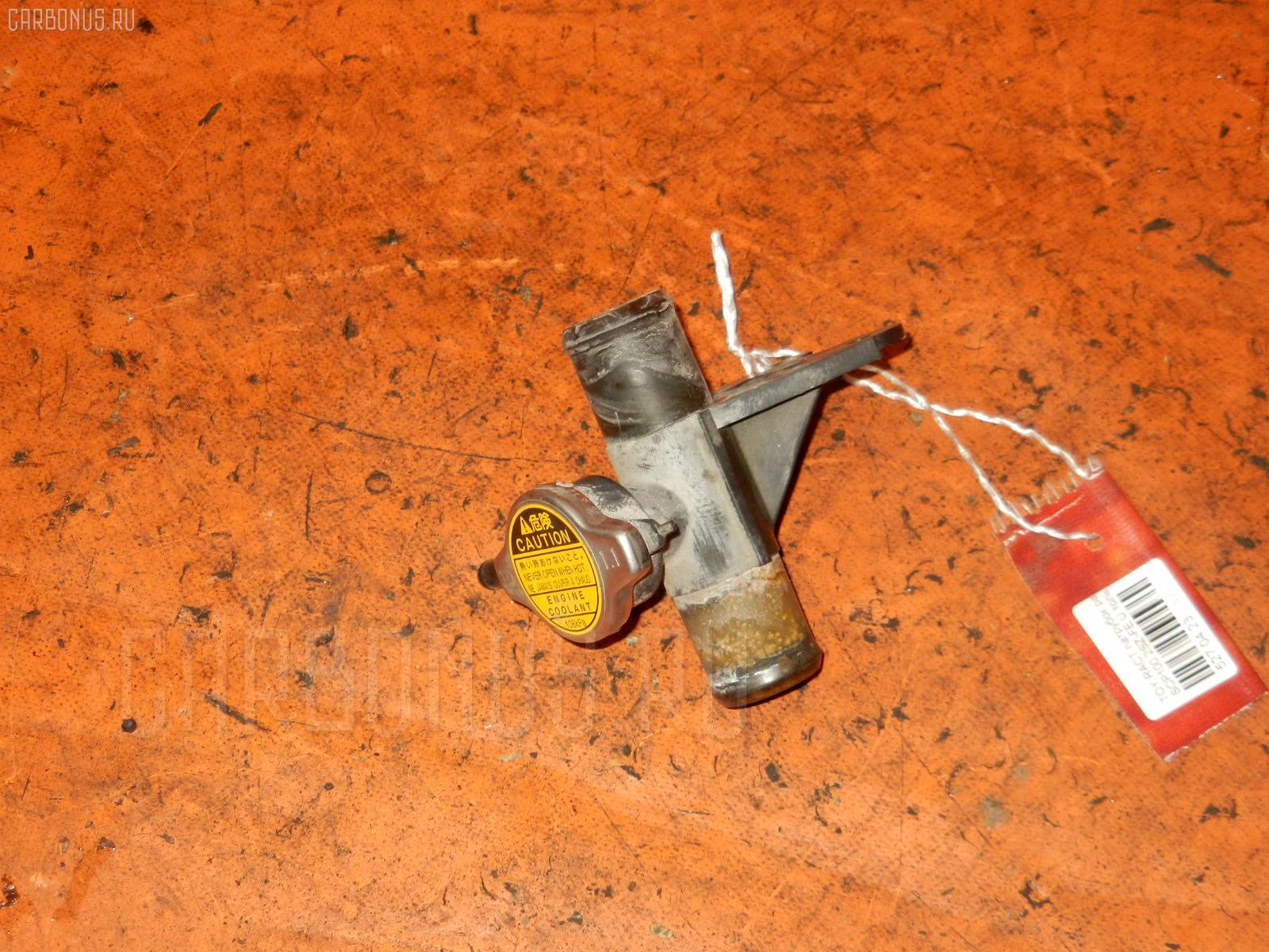 Патрубок радиатора ДВС Toyota Ractis SCP100 2SZ-FE Фото 1