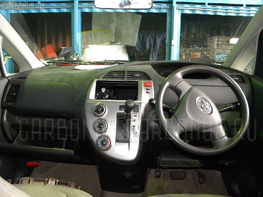 Патрубок радиатора ДВС TOYOTA RACTIS SCP100 2SZ-FE Фото 9