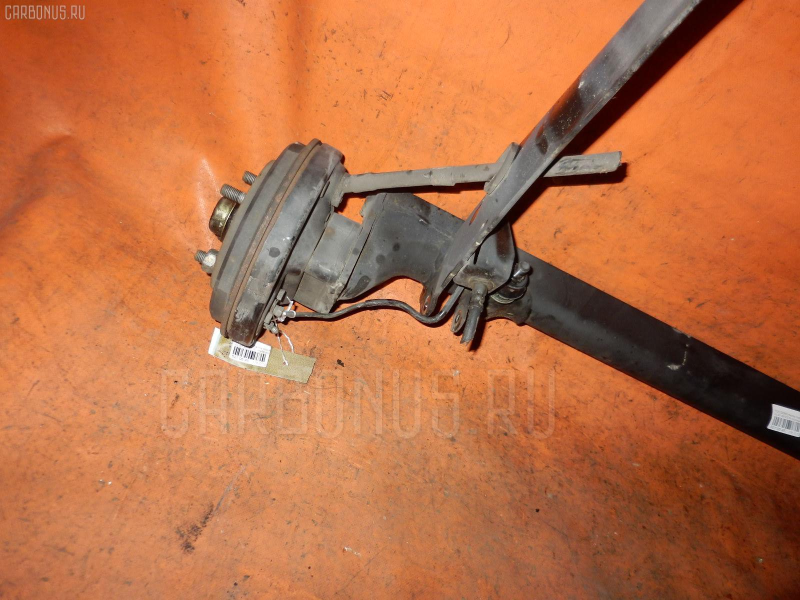 Балка подвески TOYOTA COROLLA II EL41 4E-FE. Фото 3