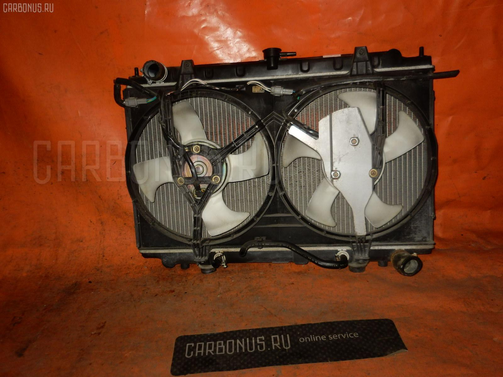 Радиатор ДВС NISSAN CEFIRO A32 VQ20DE. Фото 6