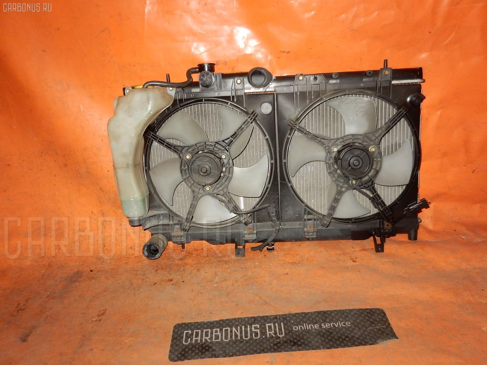 Радиатор ДВС SUBARU LEGACY WAGON BH5 EJ20. Фото 5