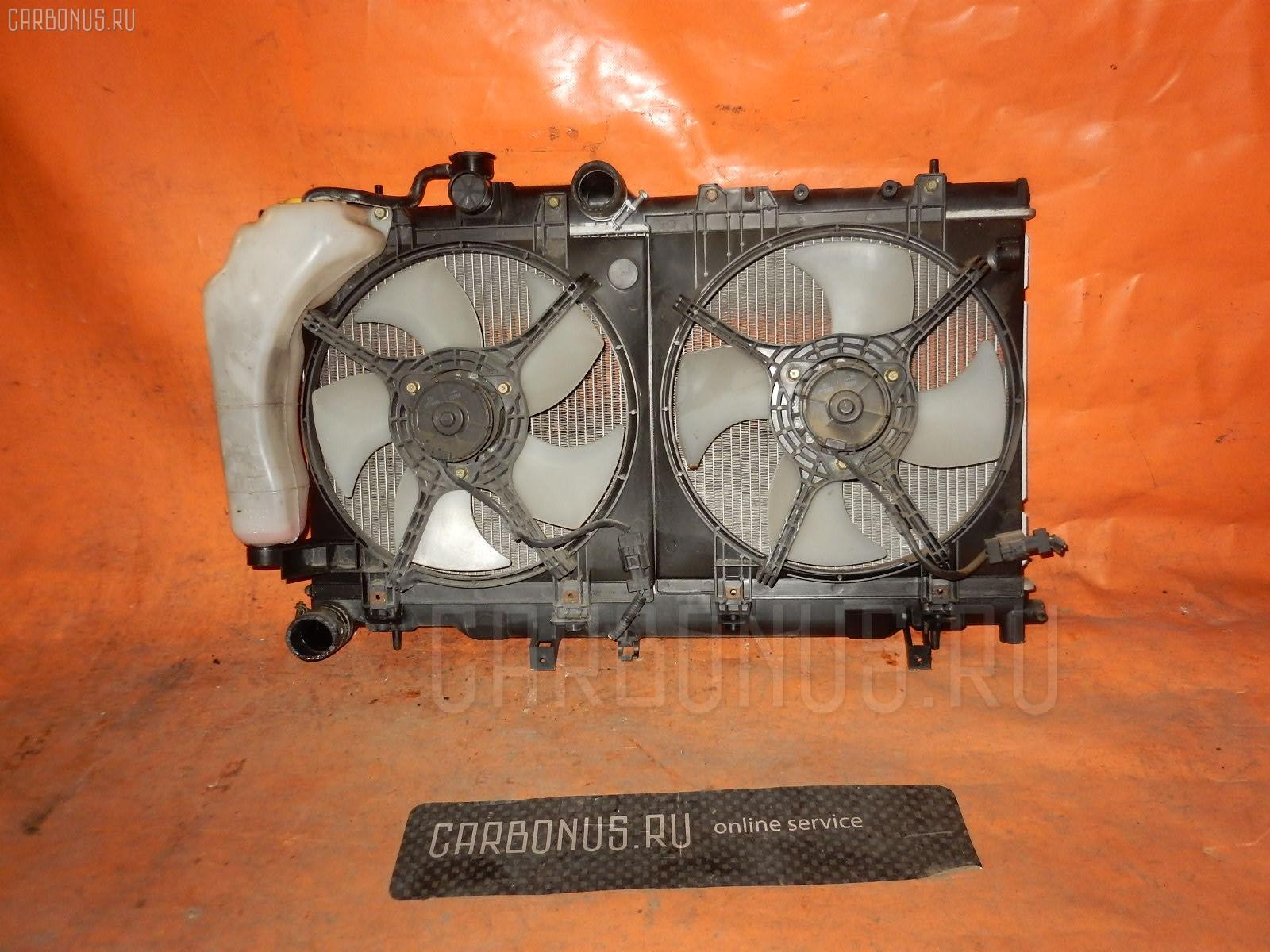 Радиатор ДВС SUBARU LEGACY WAGON BH5 EJ20. Фото 6