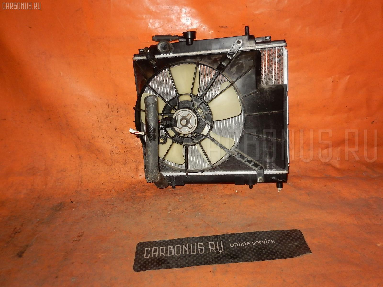 Радиатор ДВС DAIHATSU YRV M201G K3-VE Фото 2