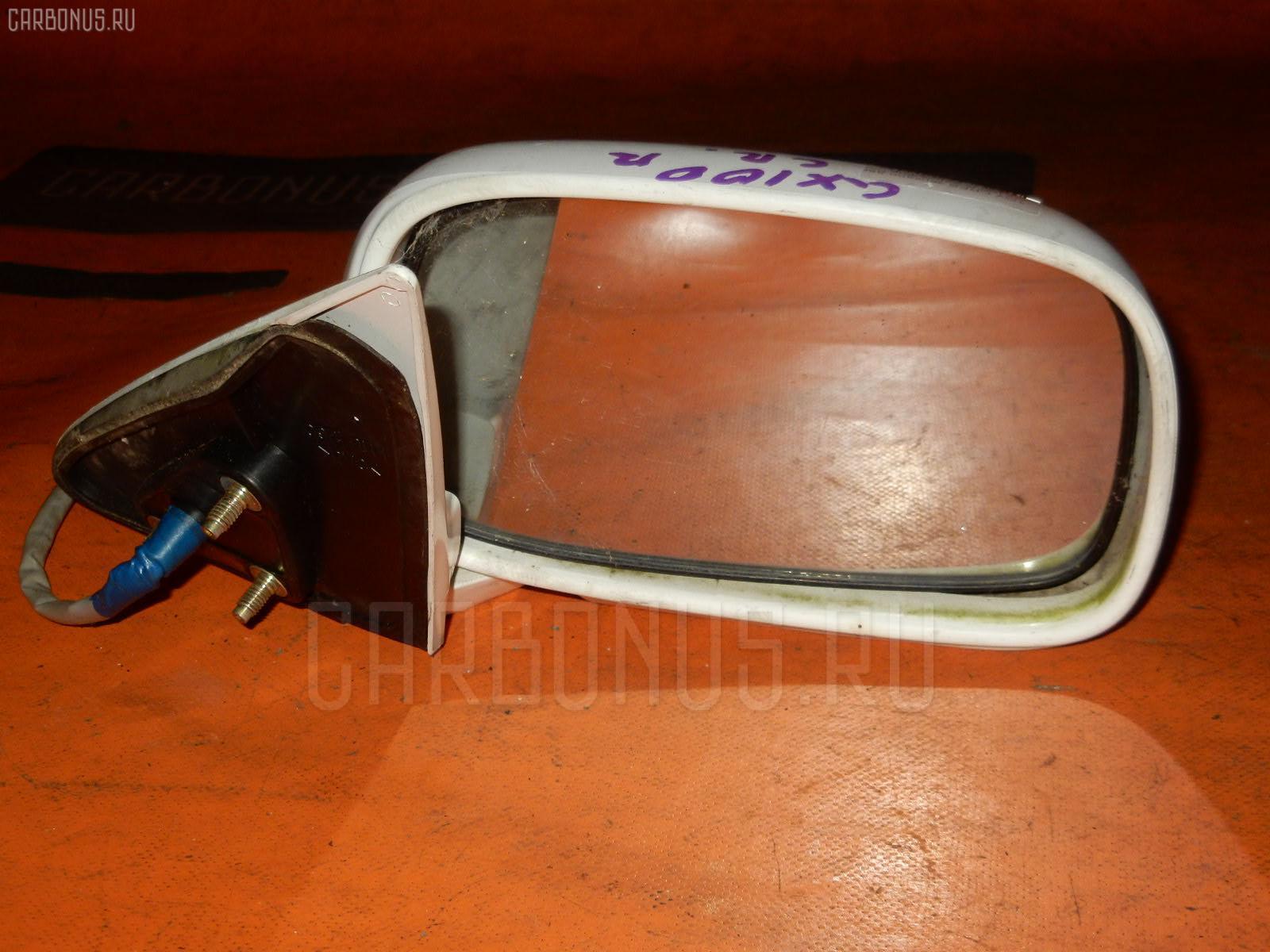 Зеркало двери боковой TOYOTA CRESTA GX100. Фото 5