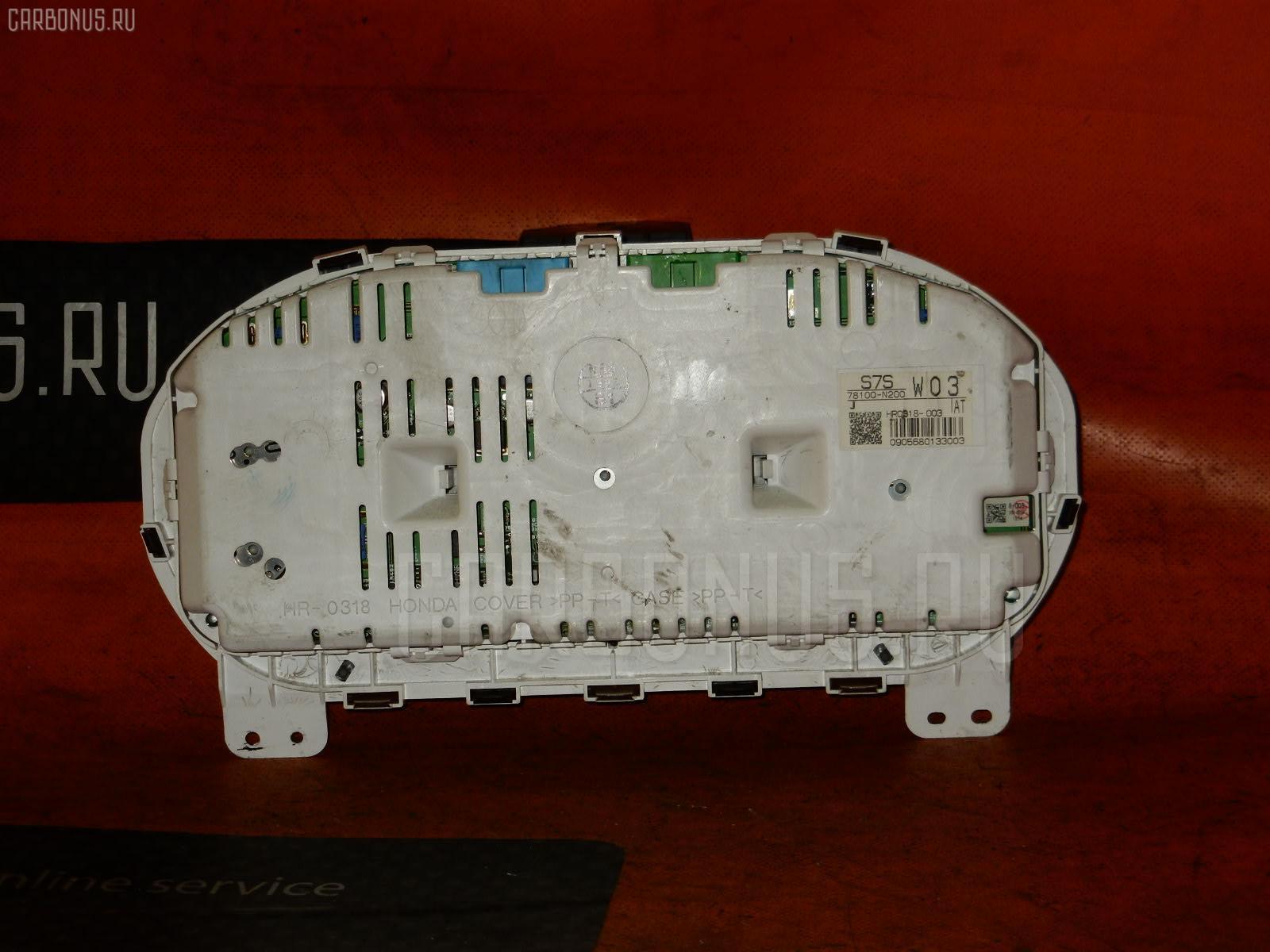 Спидометр HONDA STEPWGN RF3 K20A. Фото 8