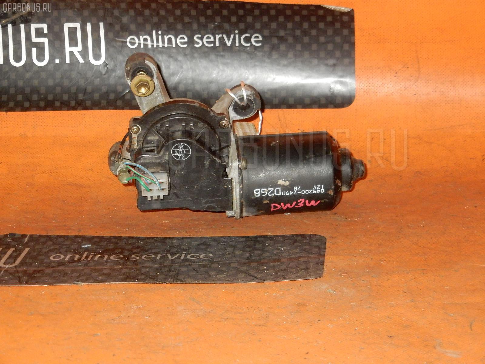 Мотор привода дворников MAZDA DEMIO DW3W Фото 1