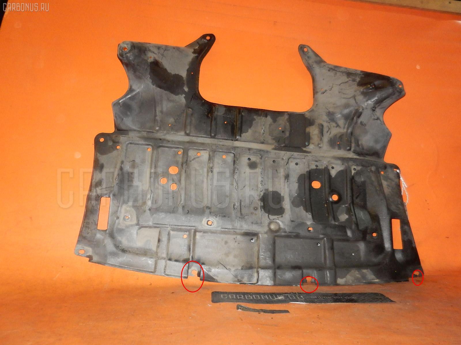 Защита двигателя TOYOTA MARK II GX90 1G-FE Фото 1