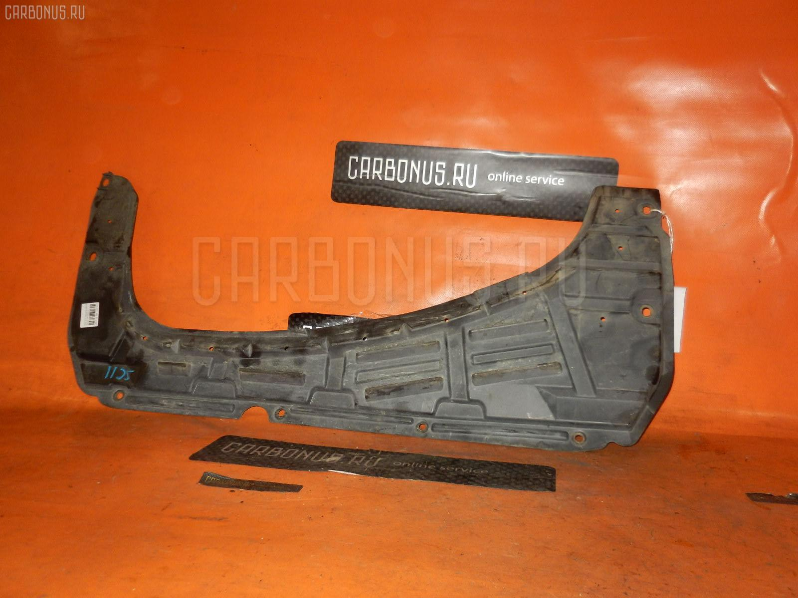 Защита двигателя NISSAN TIIDA SC11 HR15DE Фото 1