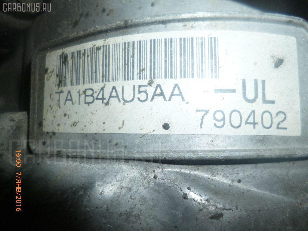КПП автоматическая SUBARU IMPREZA WAGON GG2 EJ15 Фото 1