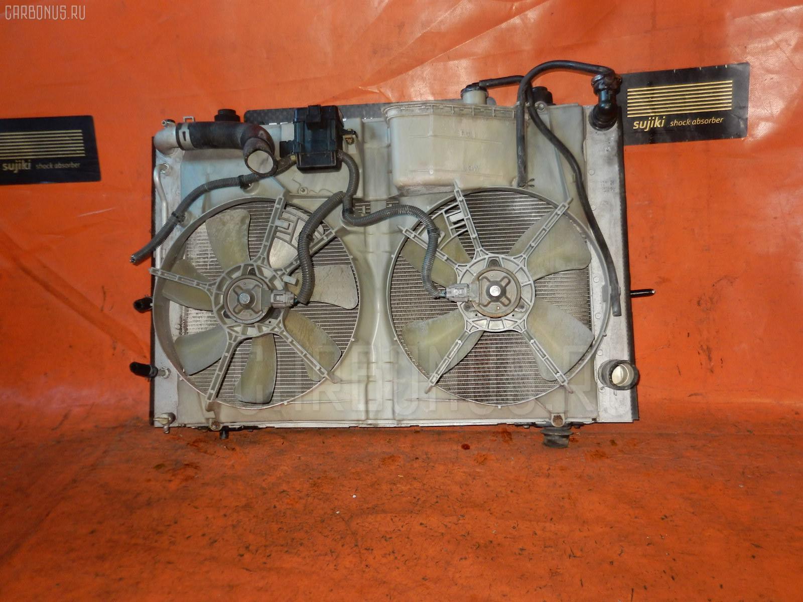 Радиатор ДВС TOYOTA ALPHARD ANH15W 2AZ-FSE Фото 1