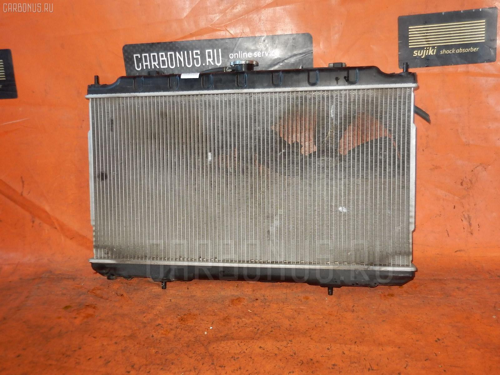 Радиатор ДВС NISSAN BLUEBIRD SYLPHY QG10 QG18DE. Фото 10
