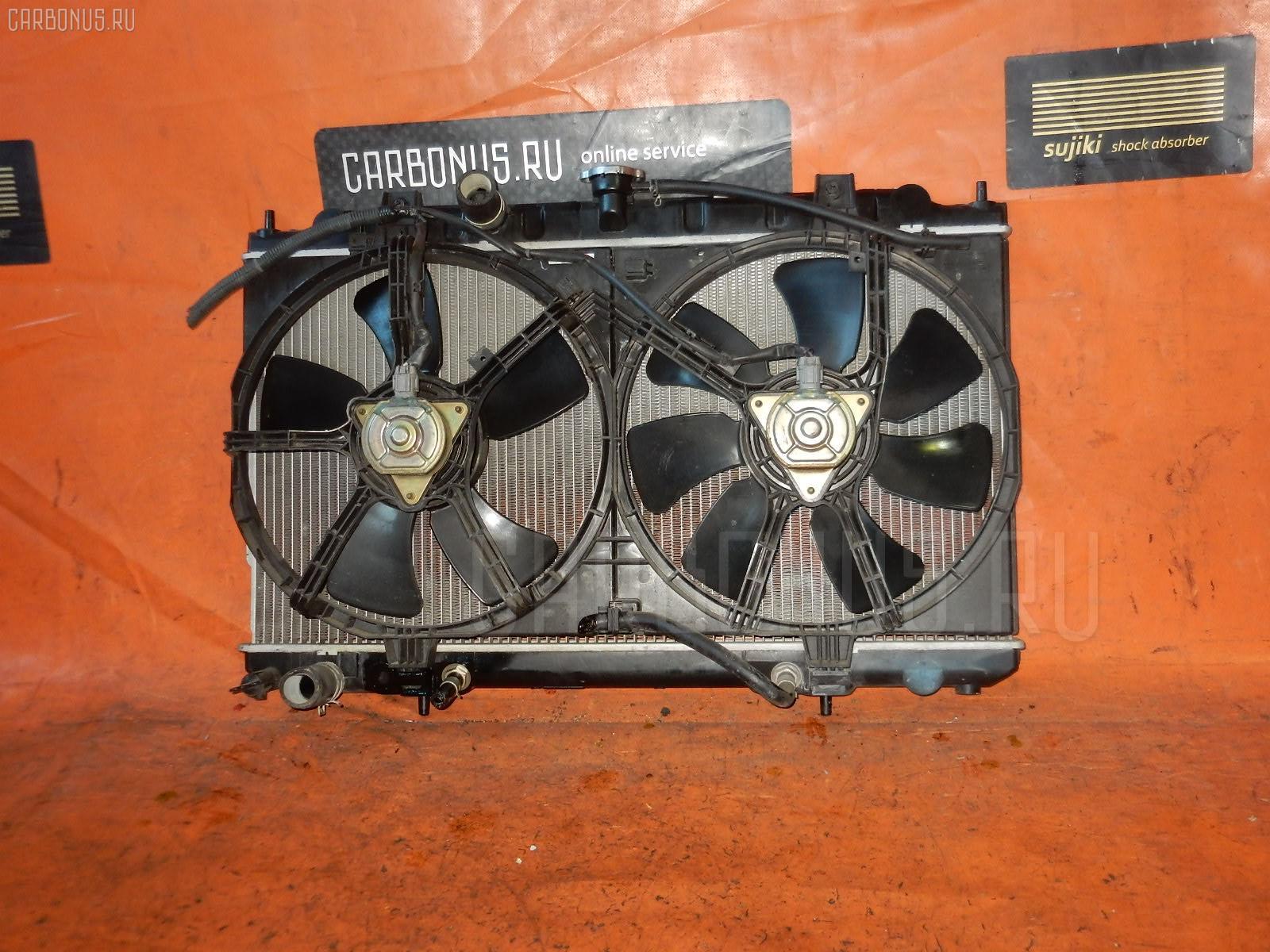 Радиатор ДВС NISSAN BLUEBIRD SYLPHY QG10 QG18DE. Фото 11