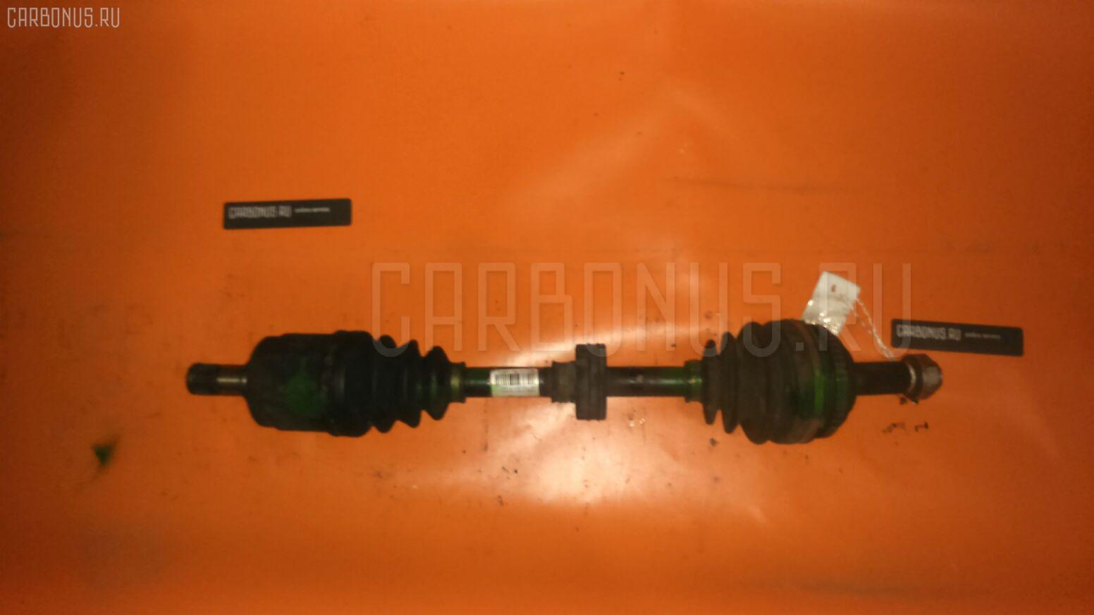 Привод Honda Stepwgn RF1 B20B Фото 1