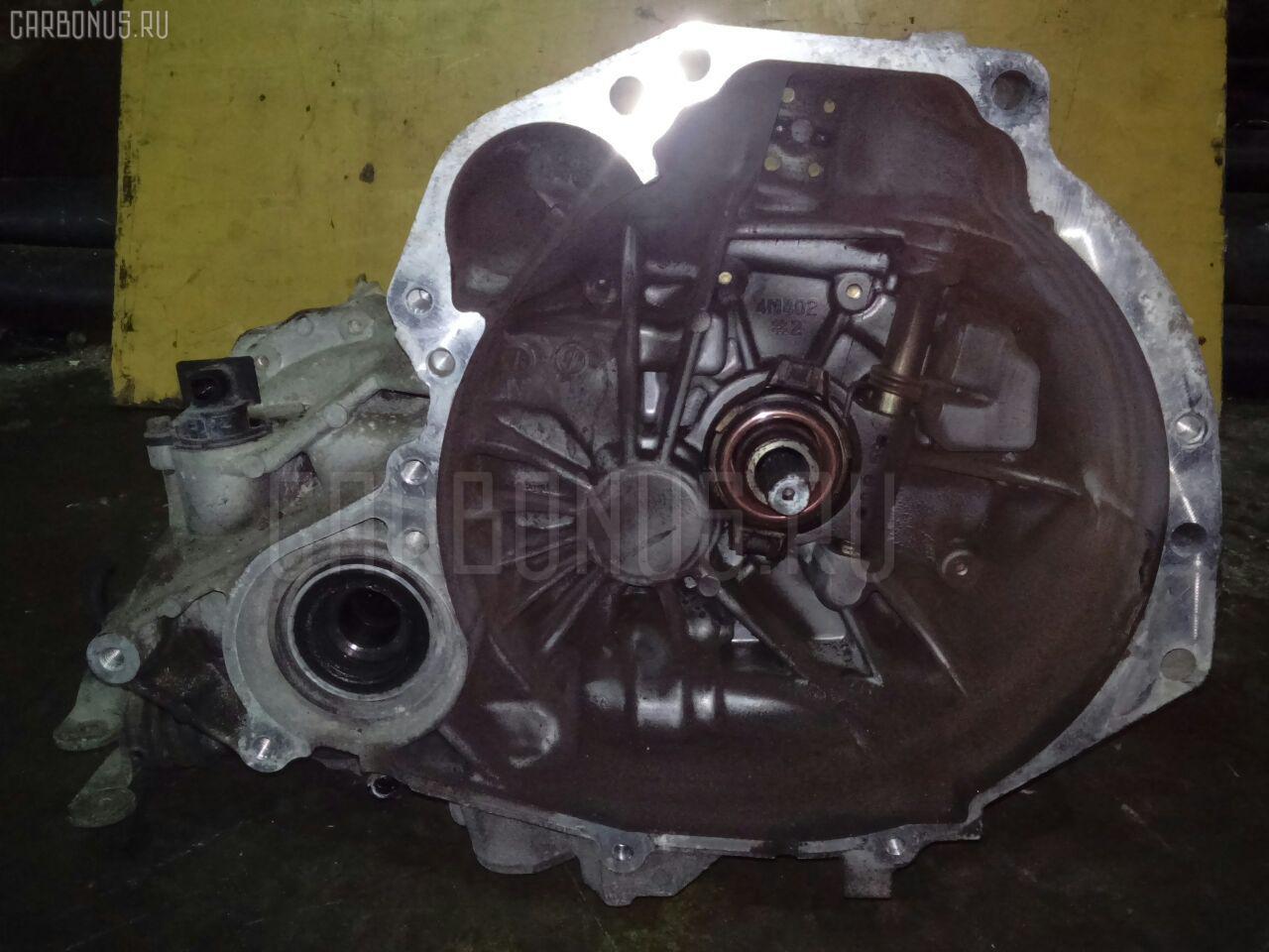 КПП механическая NISSAN MARCH K11 CG10DE. Фото 6