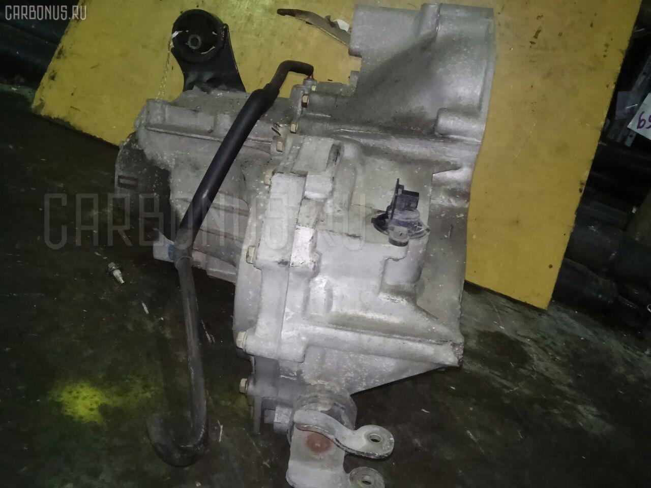 КПП механическая NISSAN MARCH K11 CG10DE. Фото 5