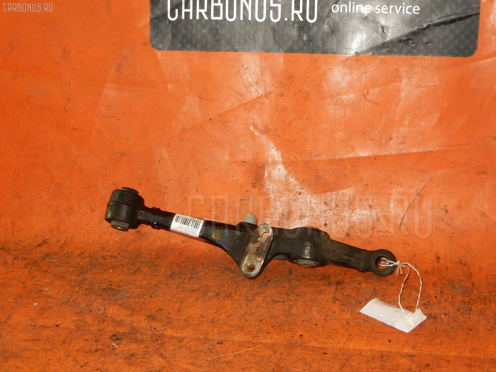 Рычаг HONDA ACCORD WAGON CF6 F23A. Фото 3