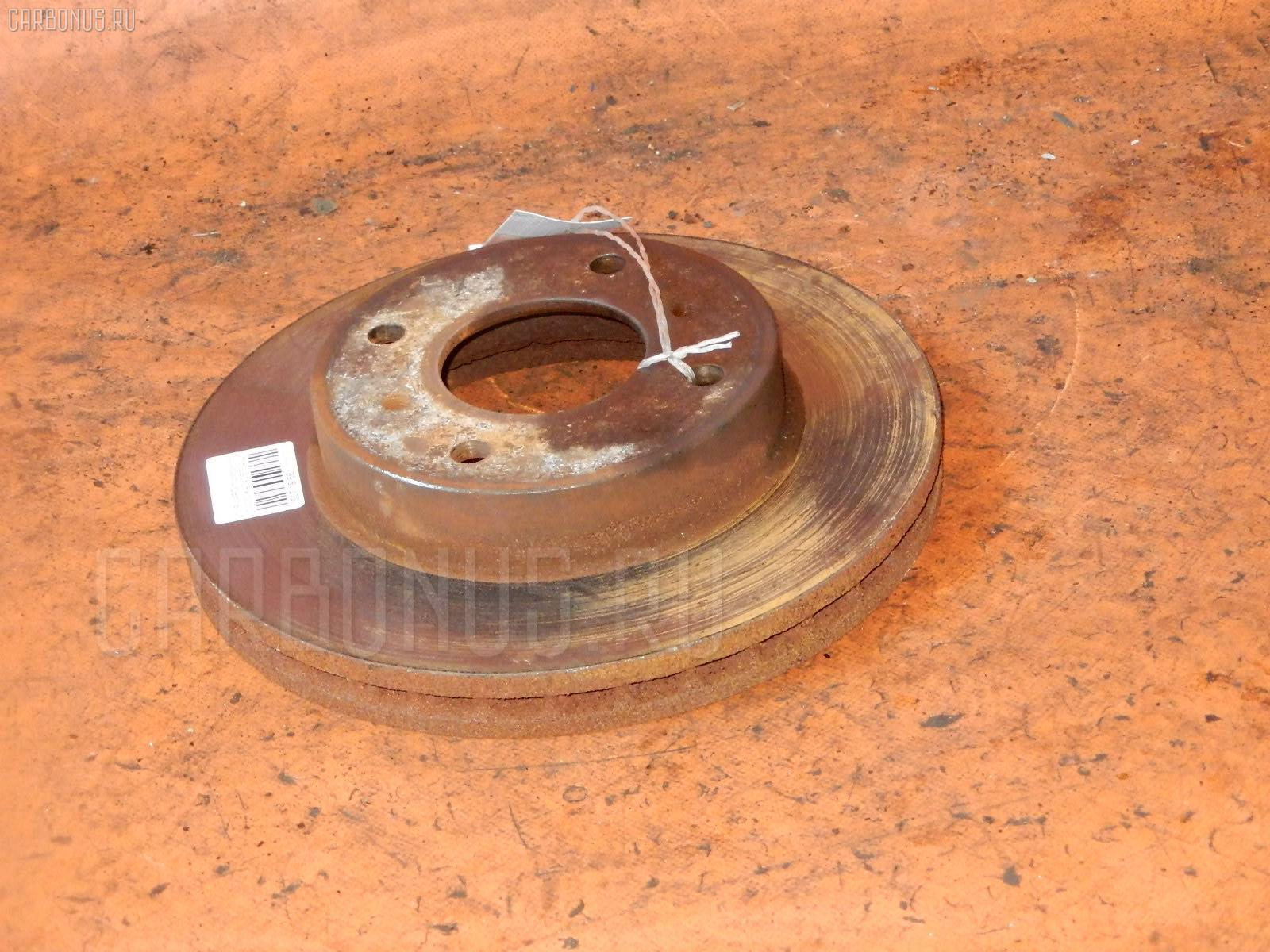 Тормозной диск NISSAN LARGO NW30 KA24DE. Фото 1