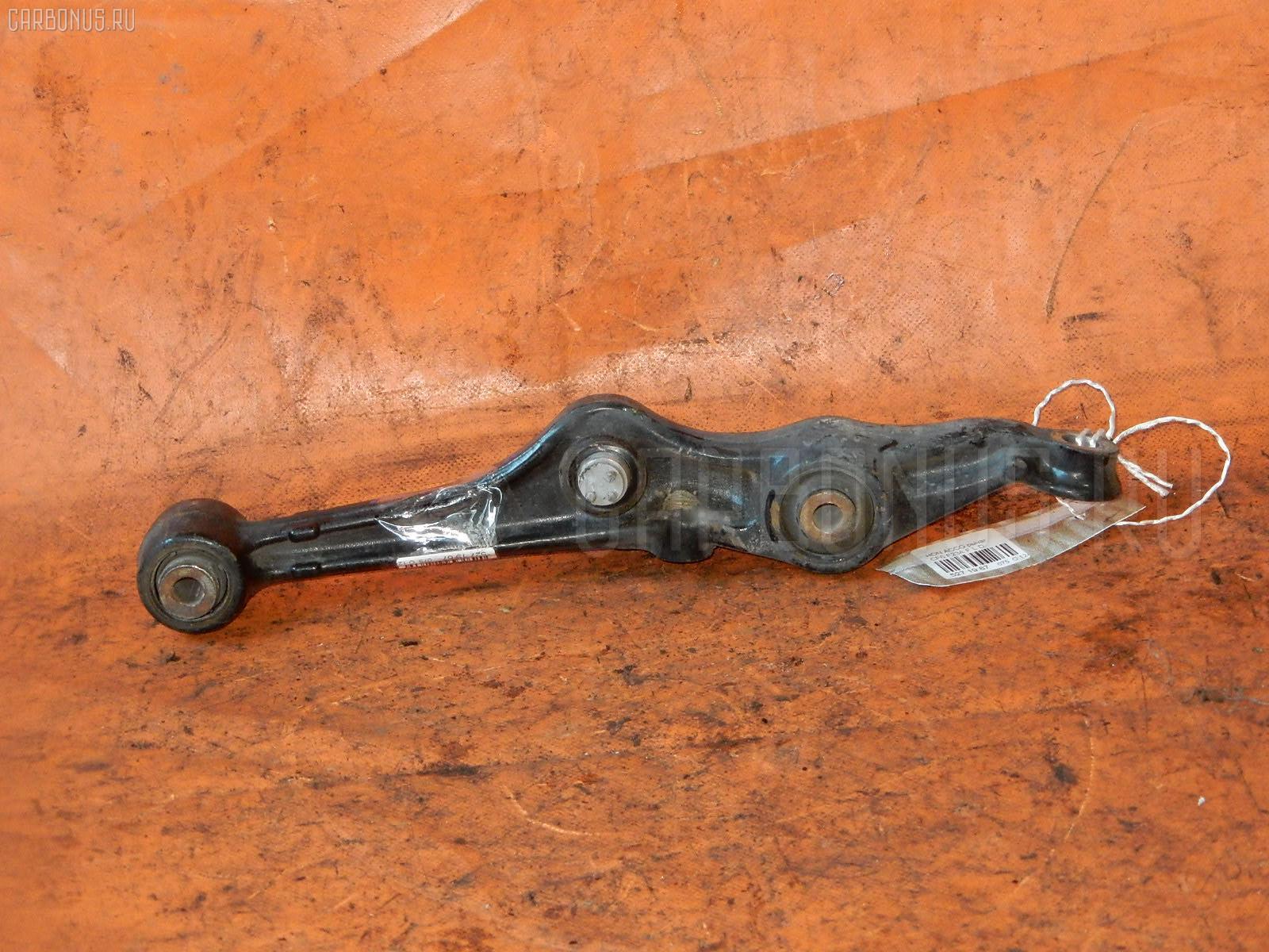 Рычаг HONDA ACCORD WAGON CF6 F23A. Фото 4