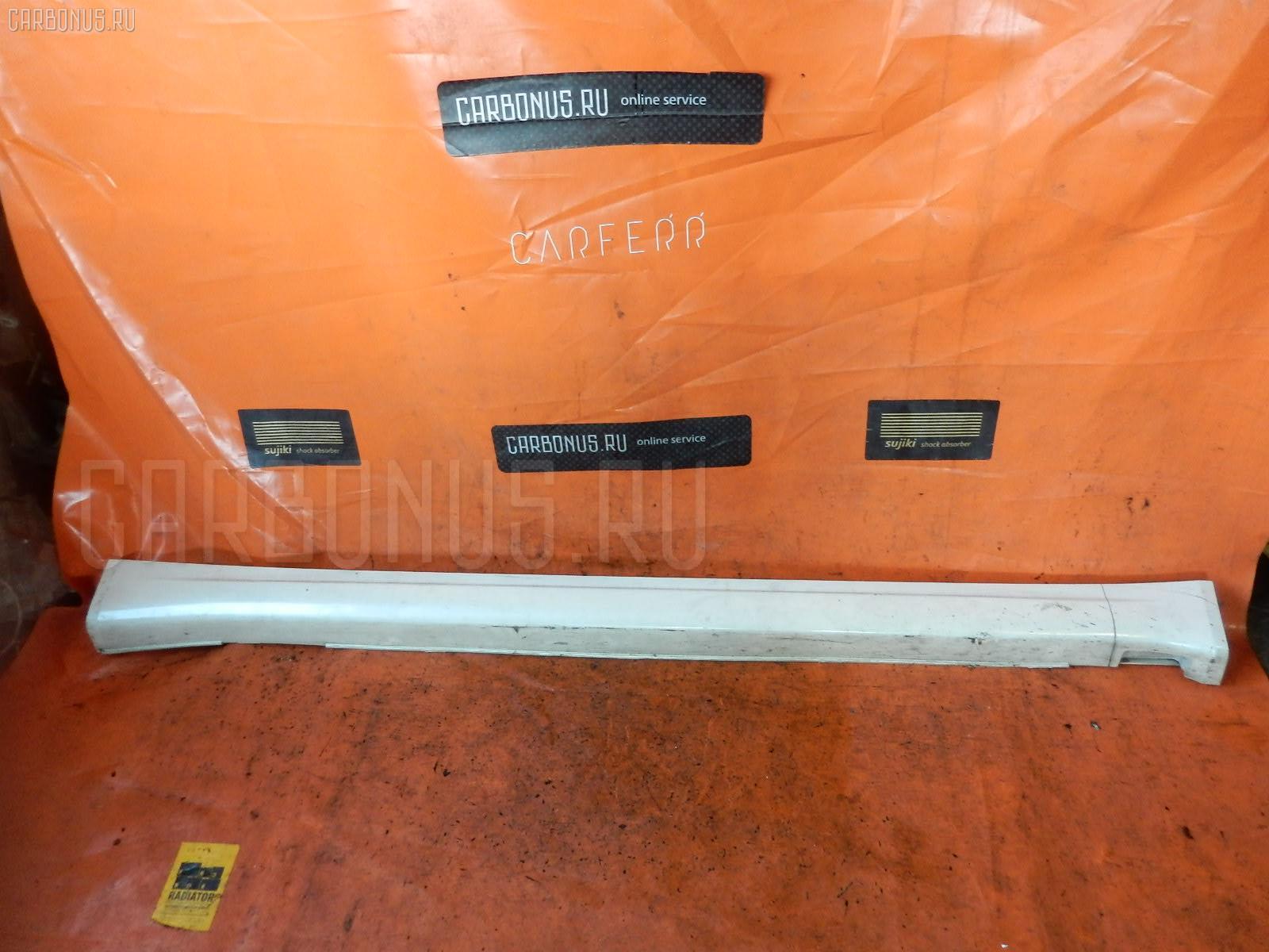 Порог кузова пластиковый ( обвес ) HONDA ODYSSEY RA6 Фото 2